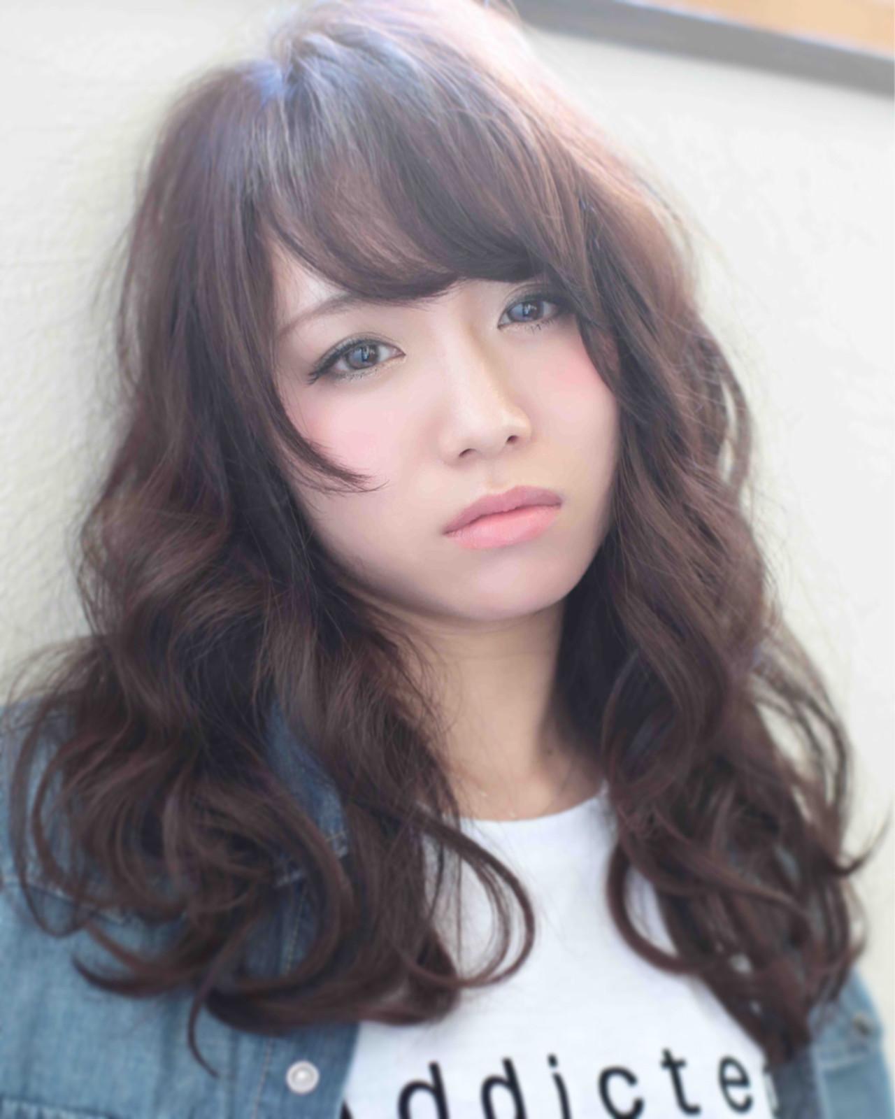 かわいい子はやっている♡ふんわり前髪の作り方と崩れない方法 宮内 陽光(みやうち あきみつ)