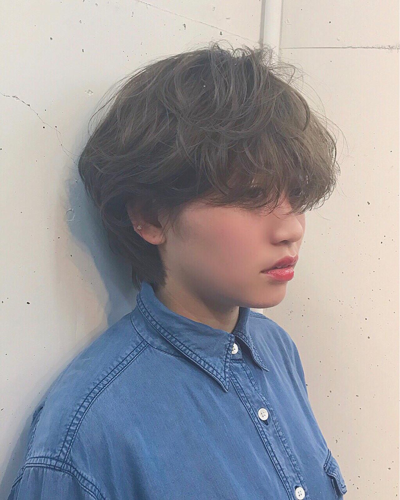 波打ちパーマでマンネリ脱出!大人可愛いがギュッと詰まった魅惑のモテパーマ♡ yufa / hair salon curve