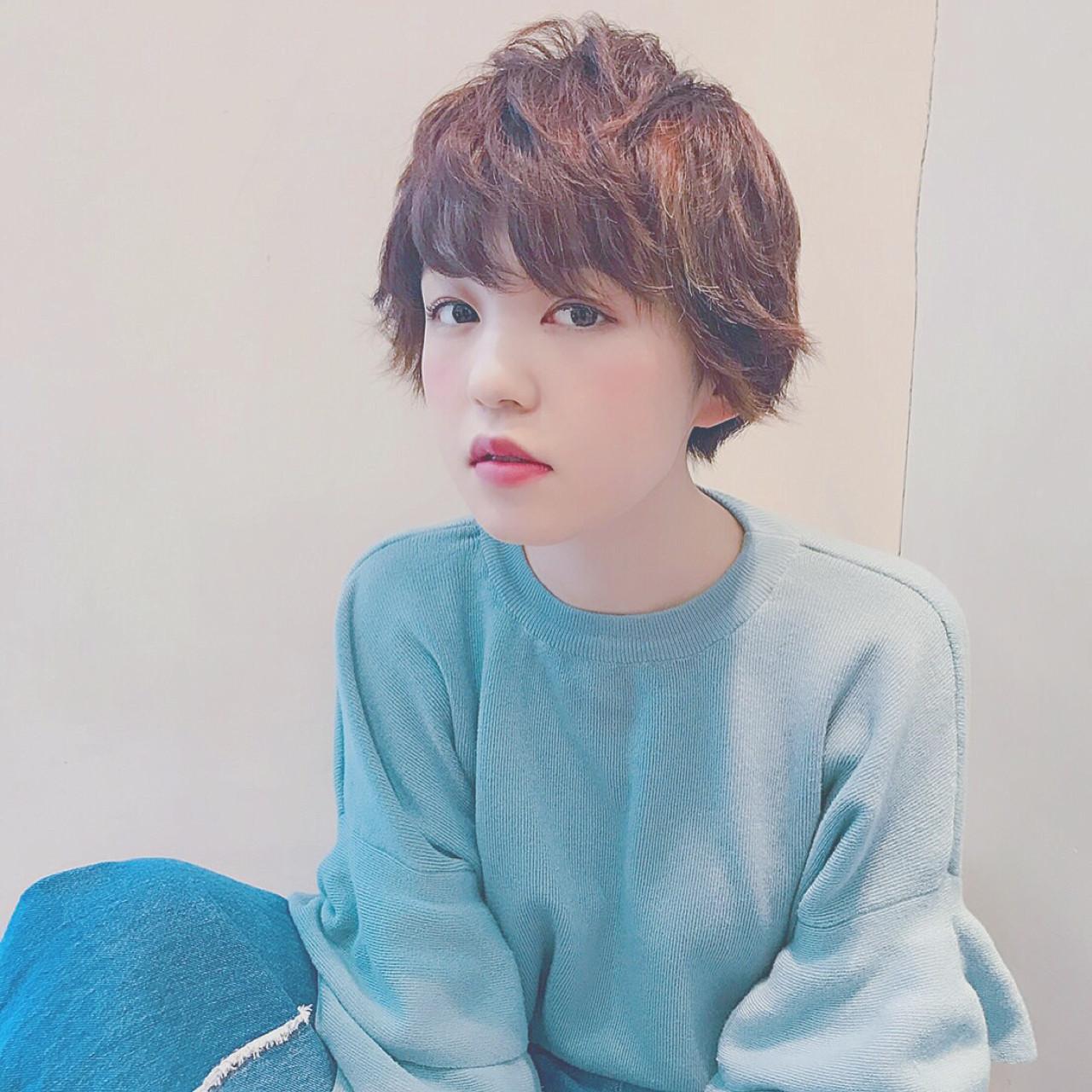 外ハネ 夏 ヘアアレンジ 春 ヘアスタイルや髪型の写真・画像