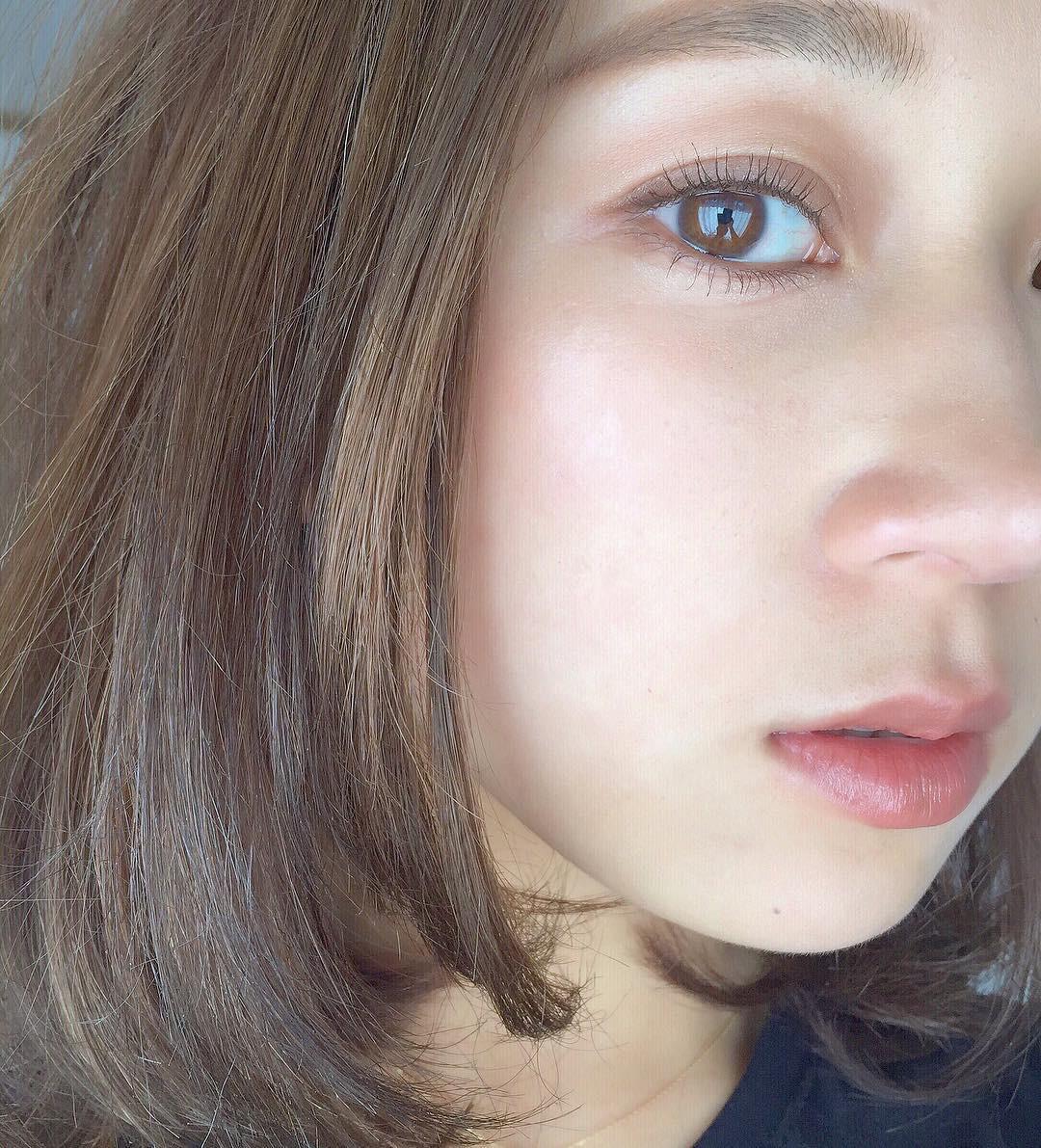 韓国女子に流行中!そばかす風メイクがとにかくカワイイ♡ 出典:lucky02181014