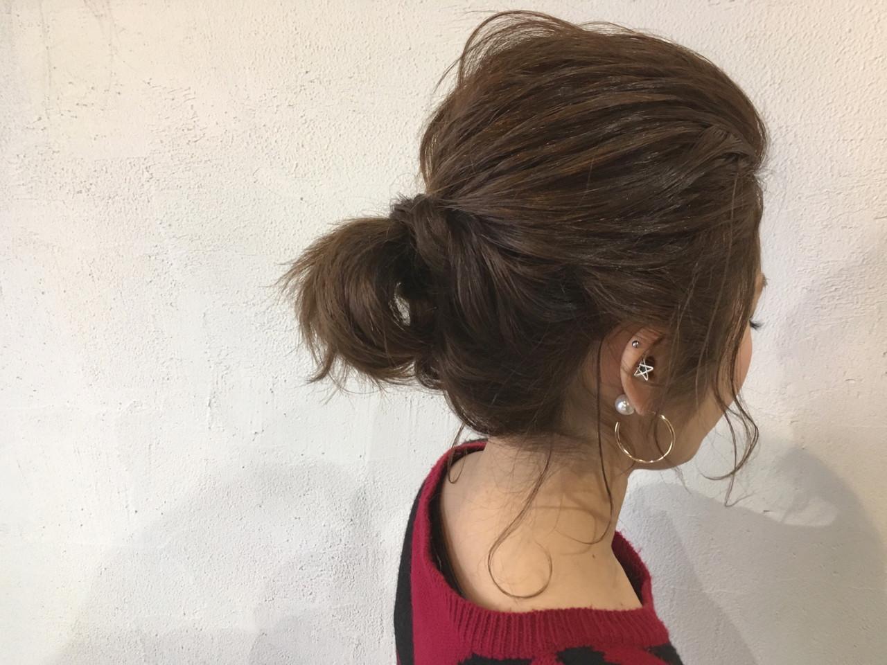 短い髪でも大丈夫!実は簡単なショートアレンジで朝から可愛く大変身♡ 尾崎裕介