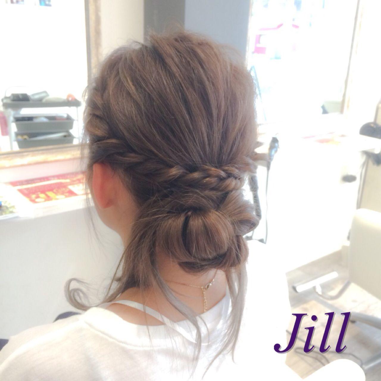 【ロングさん向け】髪が長いからこそ楽しむべき♪ヘアアレンジ12選 花房 佑典 / Jill