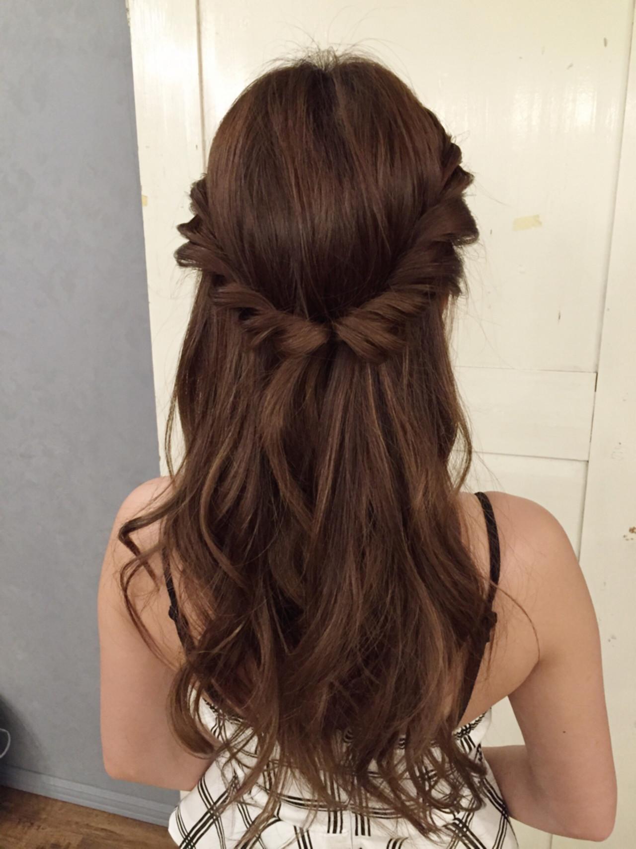【ロングさん向け】髪が長いからこそ楽しむべき♪ヘアアレンジ12選 ナミナミ