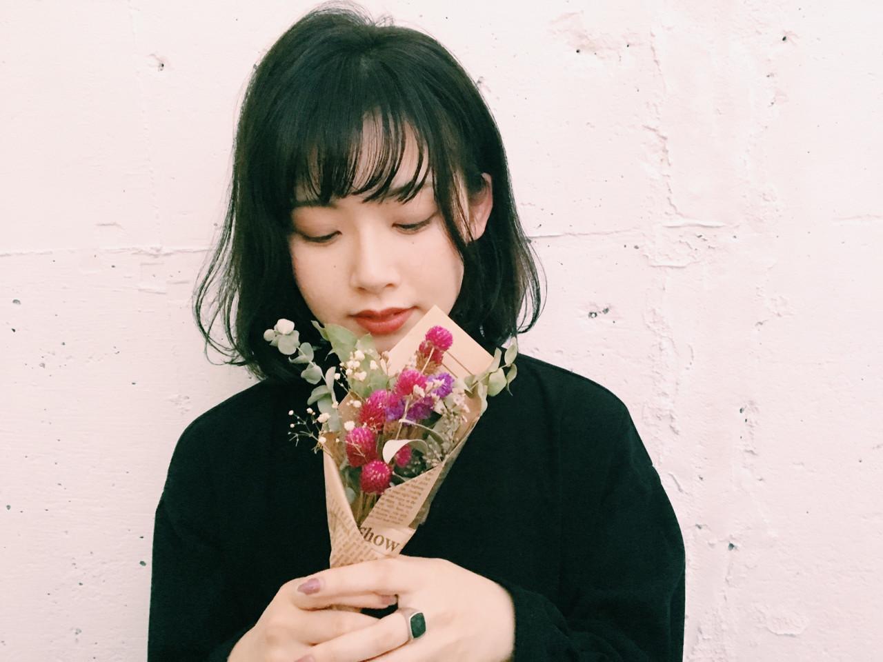 可愛くて、そして色っぽい。アラサー女子の魅力がボブスタイルで花開く 長 賢太郎 | HEART
