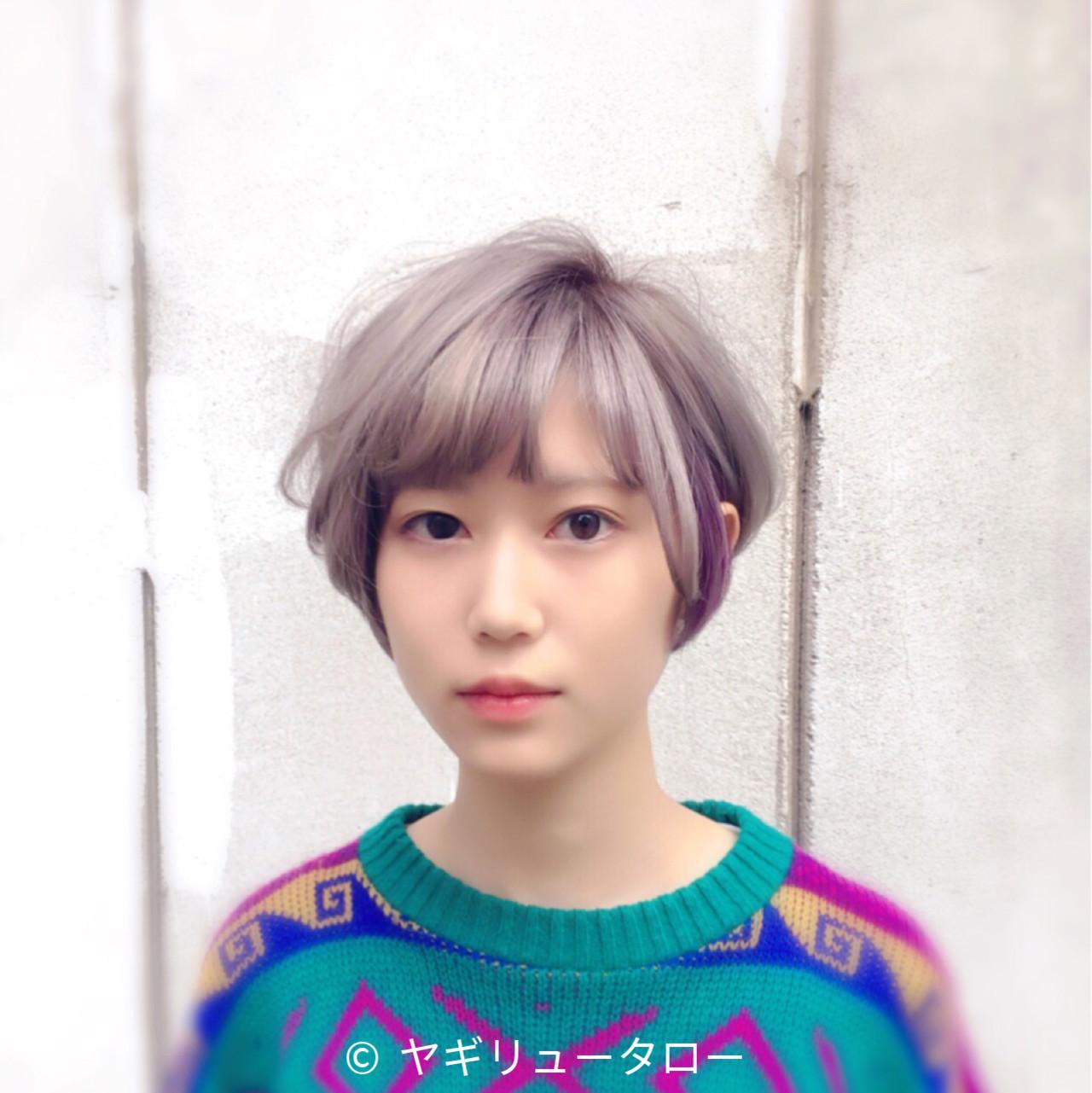 オシャレガールのマストハブアイテム♡カラーバターで手軽にカラーリング ヤギリュータロー  hair c'est la vie ヘアーセラヴィー