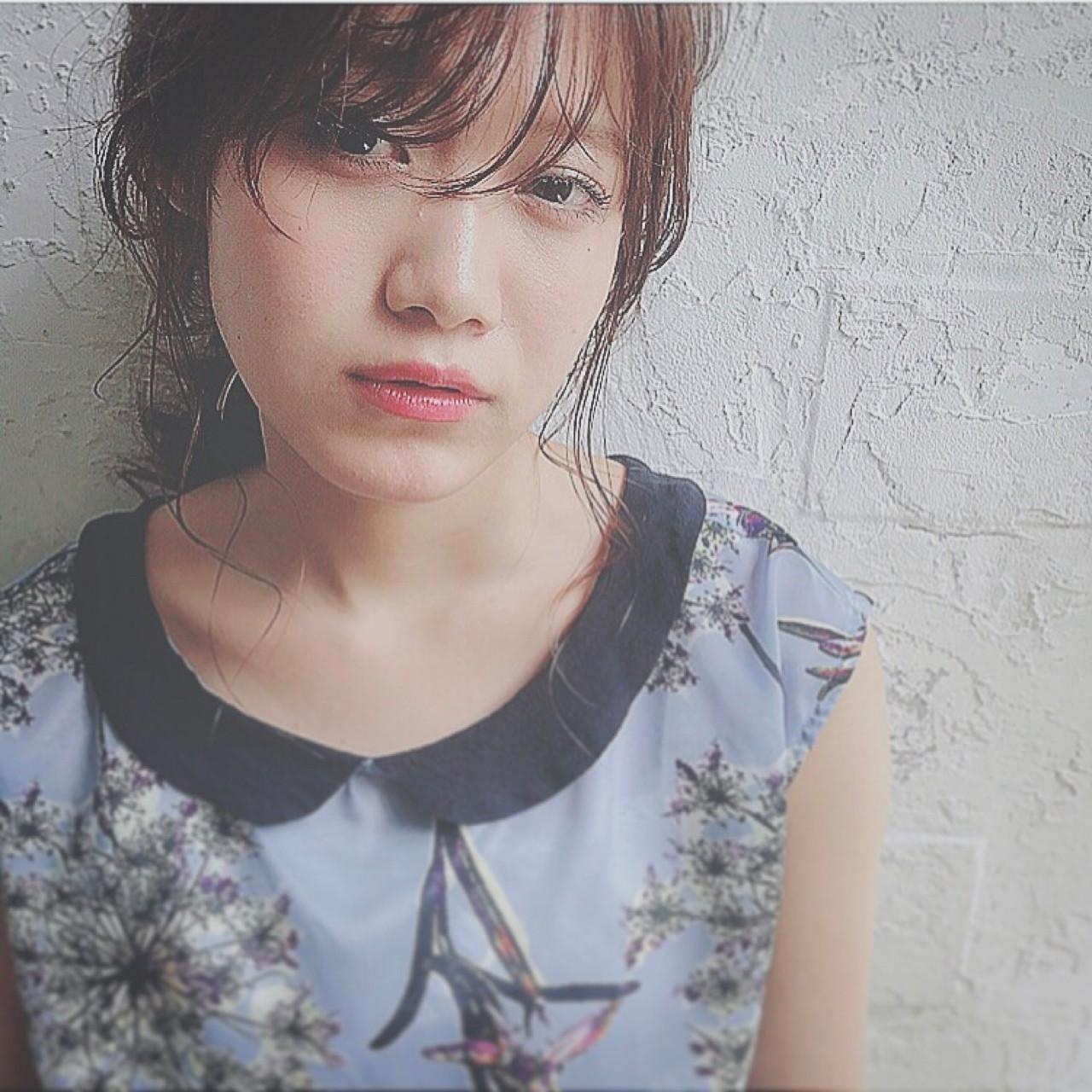 大人のアンニュイな魅力をプロデュース。シースルーボブがトレンドの予感 Youko Setojima