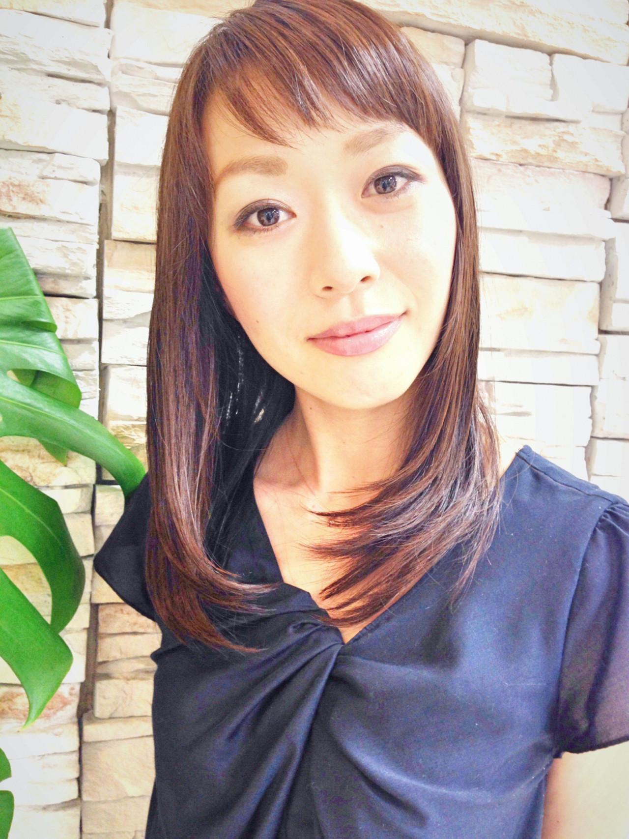 髪型を変えれば、あなたはもっと魅力的になれる。40代におすすめのヘアスタイル 岩永 王紀子