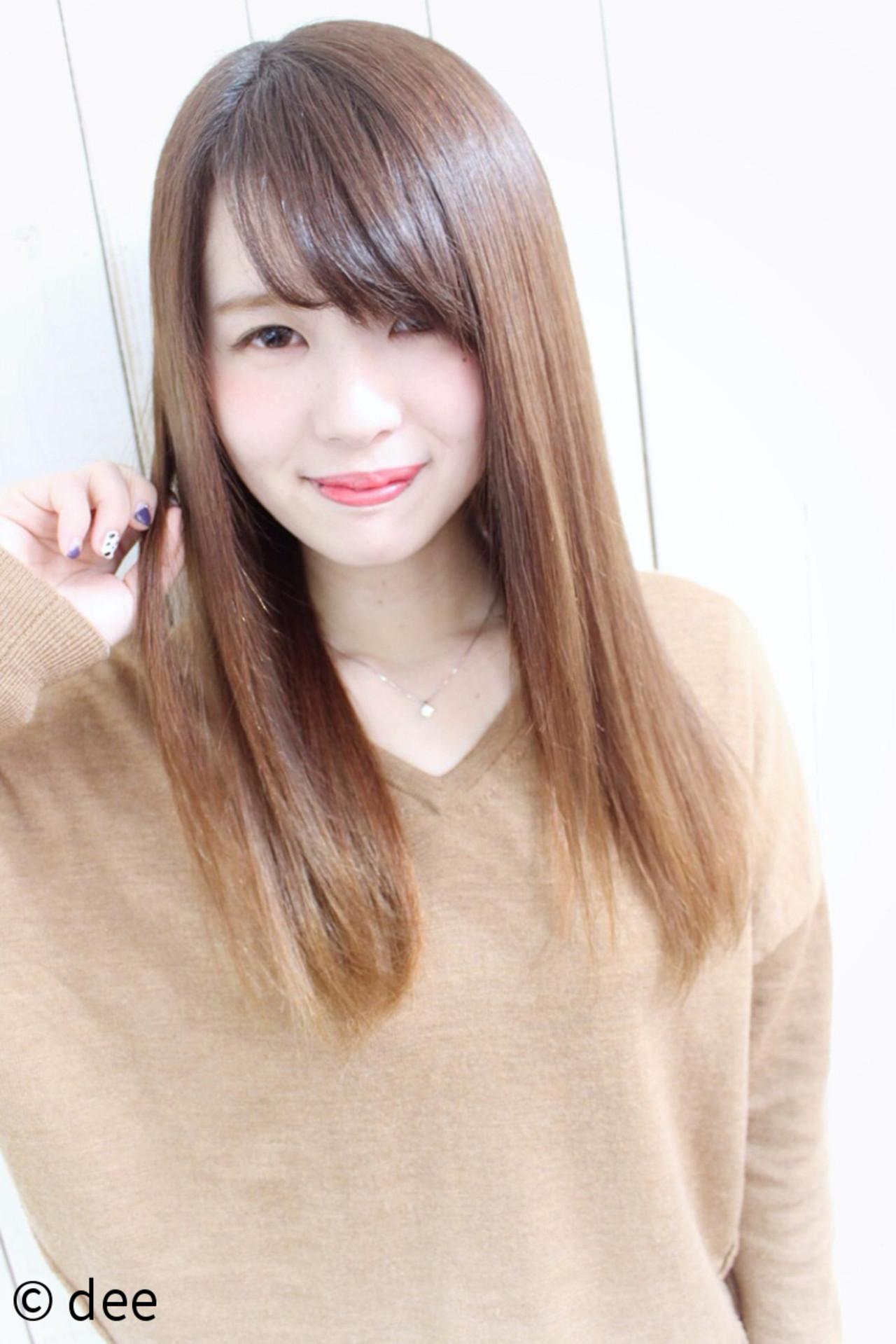あなたに似合う前髪見つかった?オトナかわいいオシャレ前髪スタイル集♡ dee  dee