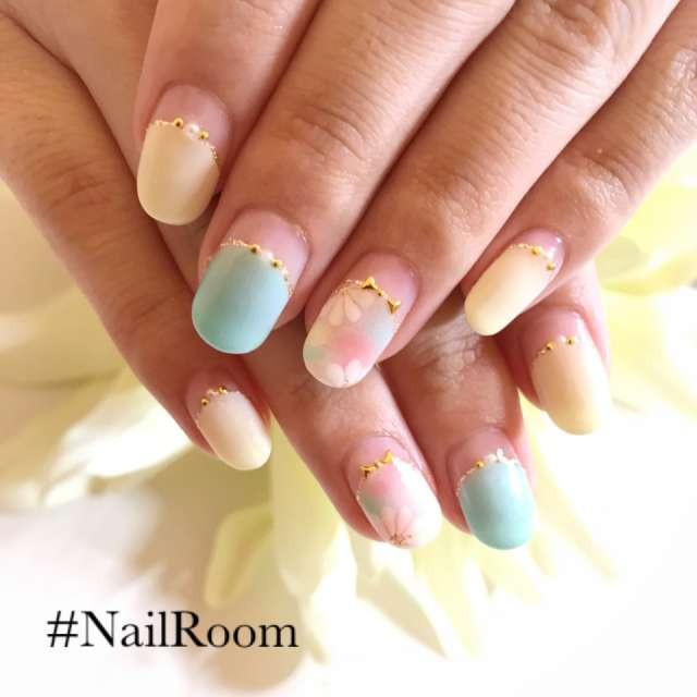 出典:#NailRoom1029