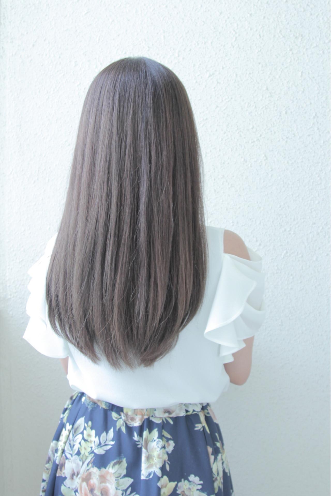 オフィスもOK!暗めのアッシュブラウンで透明感のある髪色をゲットしよう♡ 中村 猛  MODE K's 塚本店 (モードケイズ)