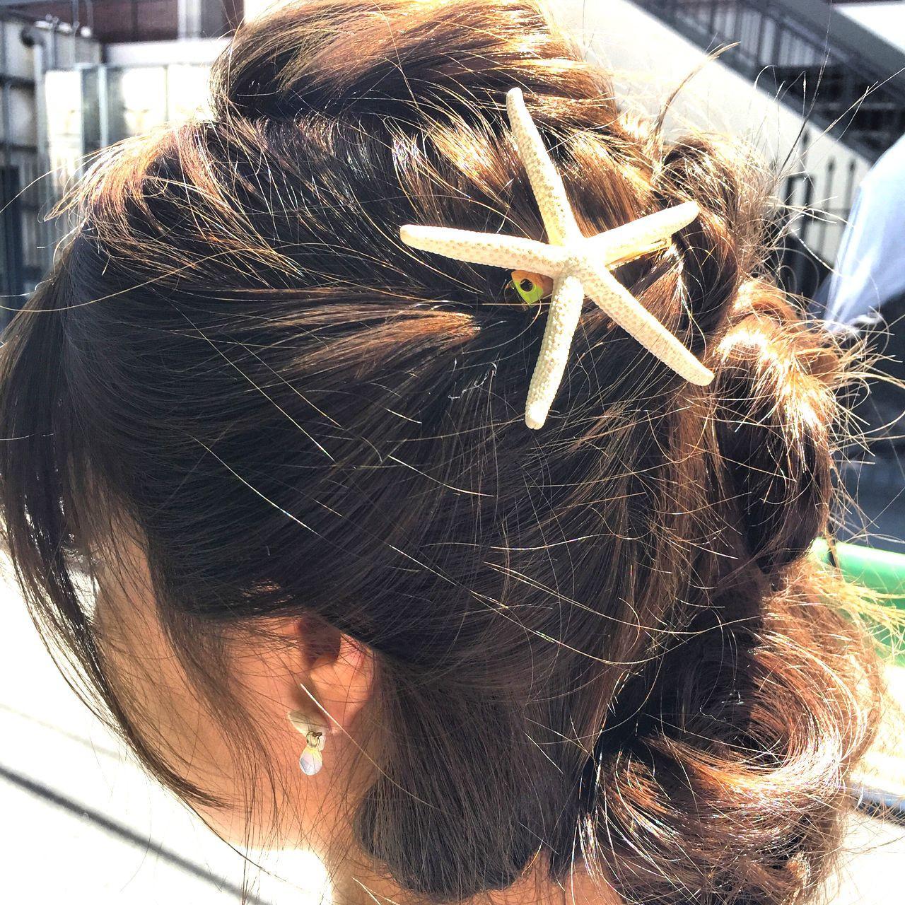 バレッタひとつでこなれヘアの完成♡ショートヘアさんにおすすめのバレッタアレンジ