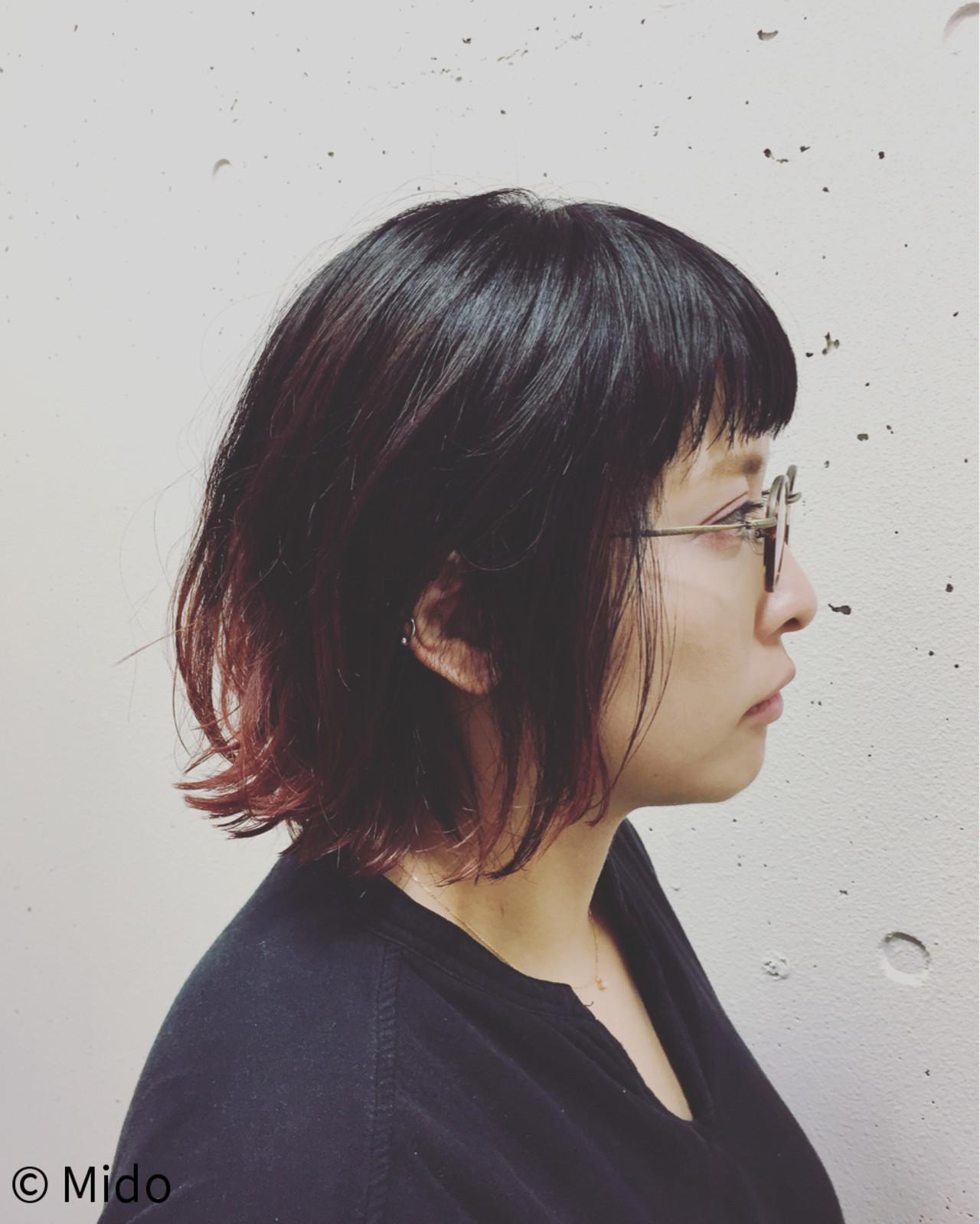 40代の魅力を最大限に引き出すヘアスタイルはボブ×パーマで決まり Mido  EFFORT