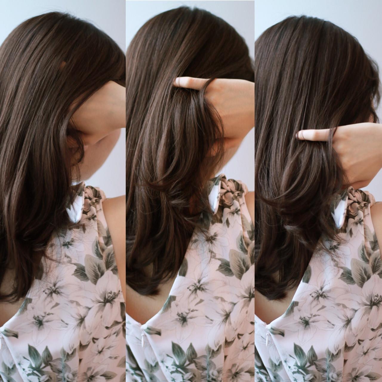 グレージュ 大人かわいい アッシュグレージュ ロング ヘアスタイルや髪型の写真・画像