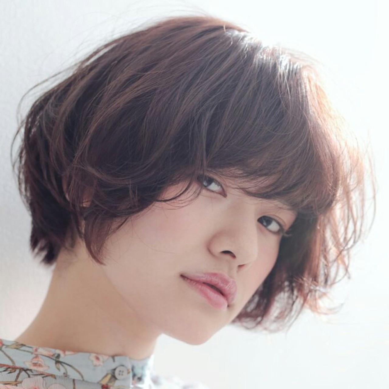 モテるショート決定版♡ふわふわで可愛いモテるショートヘアカタログ Yukie Horiuchi | グランマッシュ