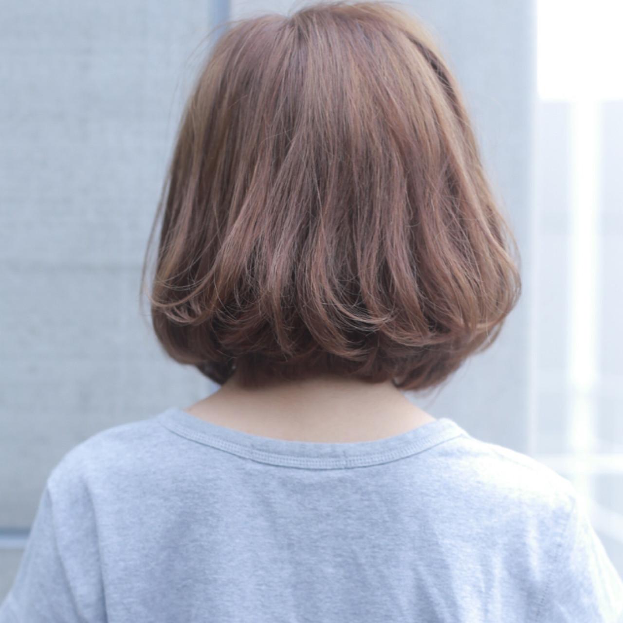 40代の魅力を最大限に引き出すヘアスタイルはボブ×パーマで決まり Yoshie Miyakawa  Euphoria SHIBUYA GRANDE