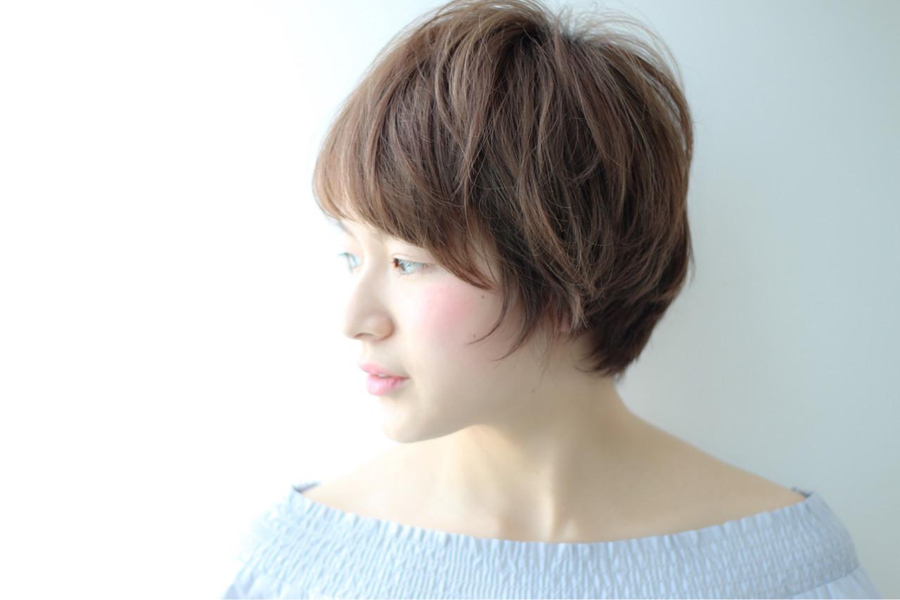 モテるショート決定版♡ふわふわで可愛いモテるショートヘアカタログ 宮森貴志 | ZACC Ao