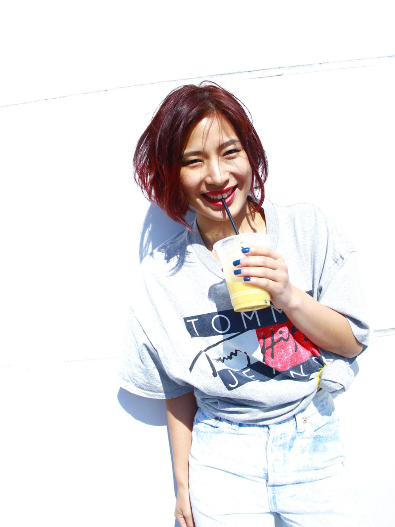 40代の魅力を最大限に引き出すヘアスタイルはボブ×パーマで決まり カラリスト・Yuuki Sekimoto  SUPRAM
