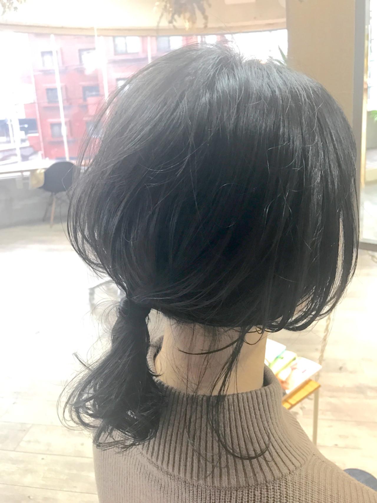 毎日のヘアスタイルに変化を!アップアレンジでおしゃれ度もアップ♡  水江 公一