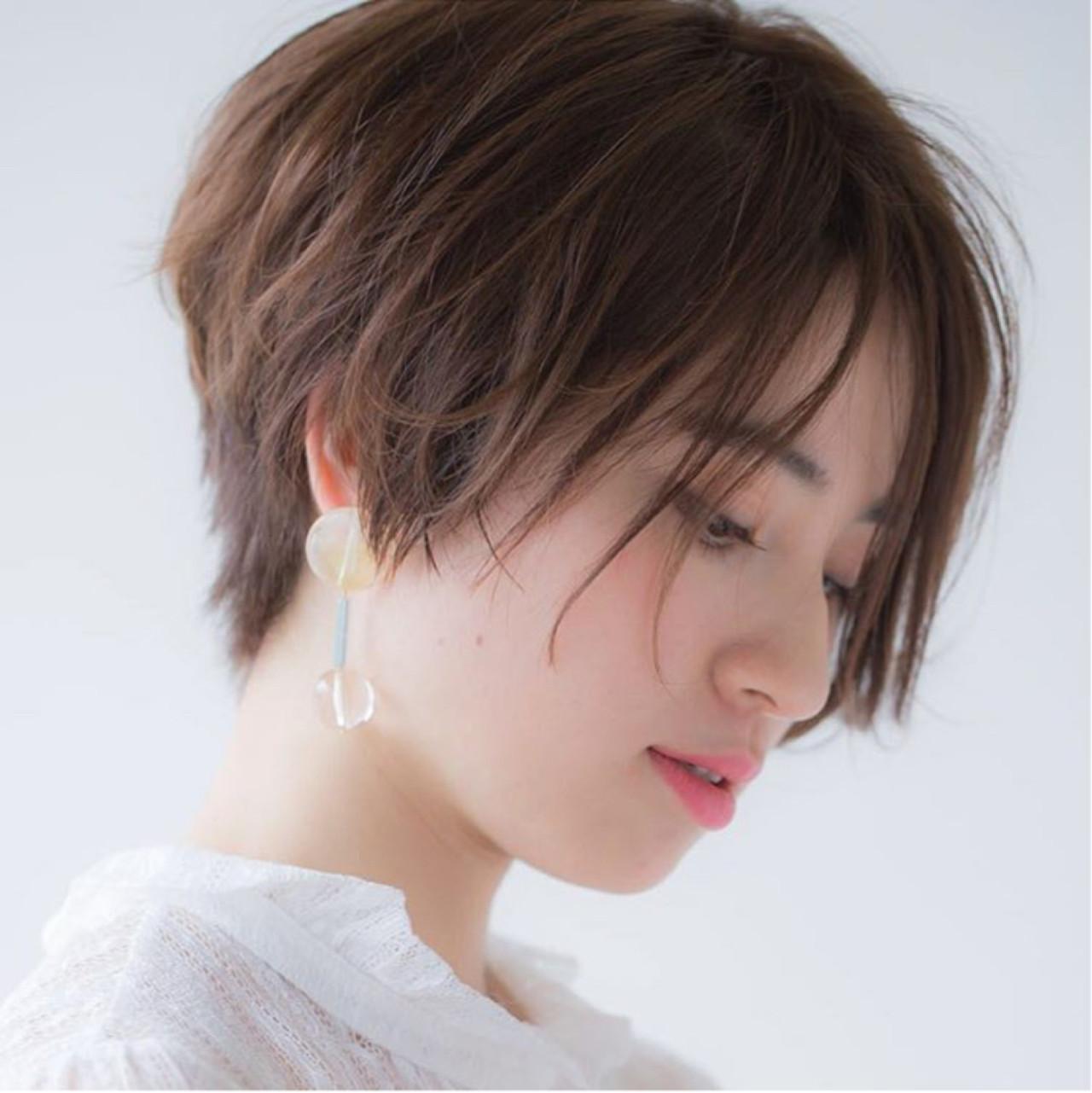きれいなセンター分けが知りたい!センター分け美人のヘアカタログ10選 菅沼宏恵