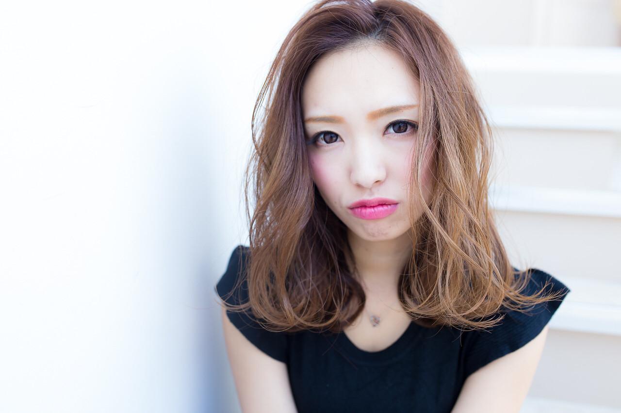 面長女子必見!面長さんに似合うオススメの髪型カタログ♡ 丹羽 隼人