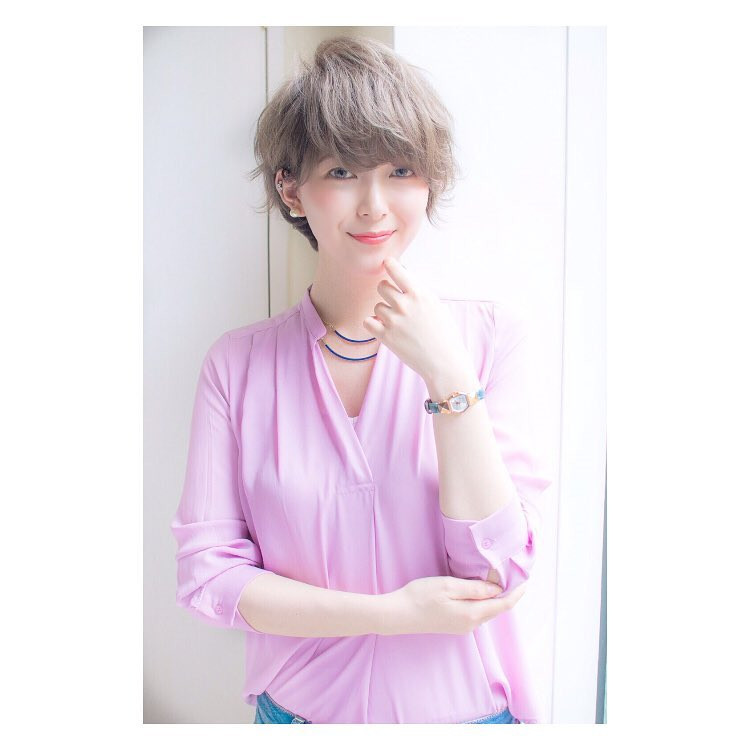 目指すは波瑠さん!芸能人のような可愛いショートヘアになるポイントとは? 出典:_.yui_