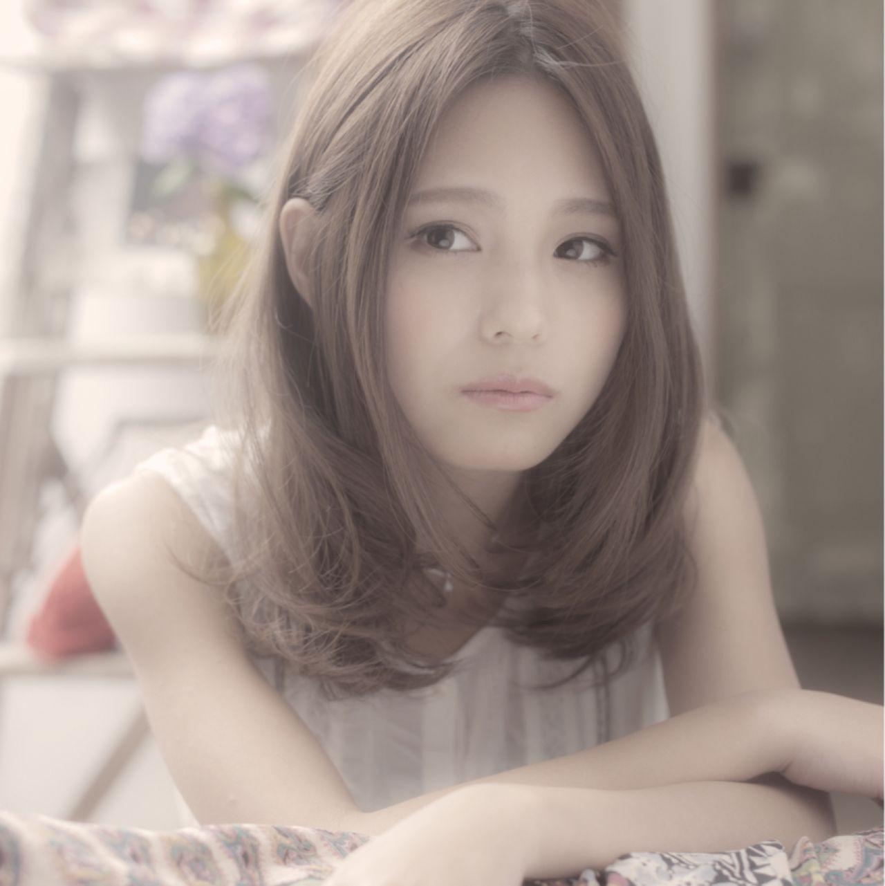 面長女子必見!面長さんに似合うオススメの髪型カタログ♡ 金山 光雅