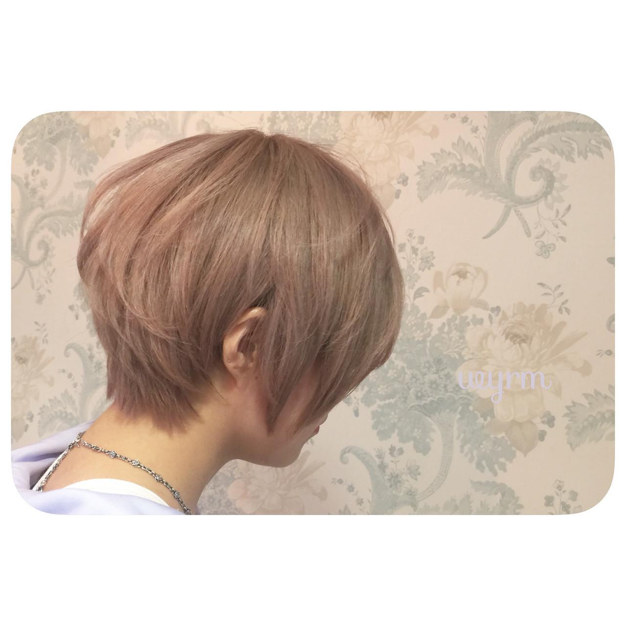 目指すは波瑠さん!芸能人のような可愛いショートヘアになるポイントとは? eeko(miyuki nakamura)