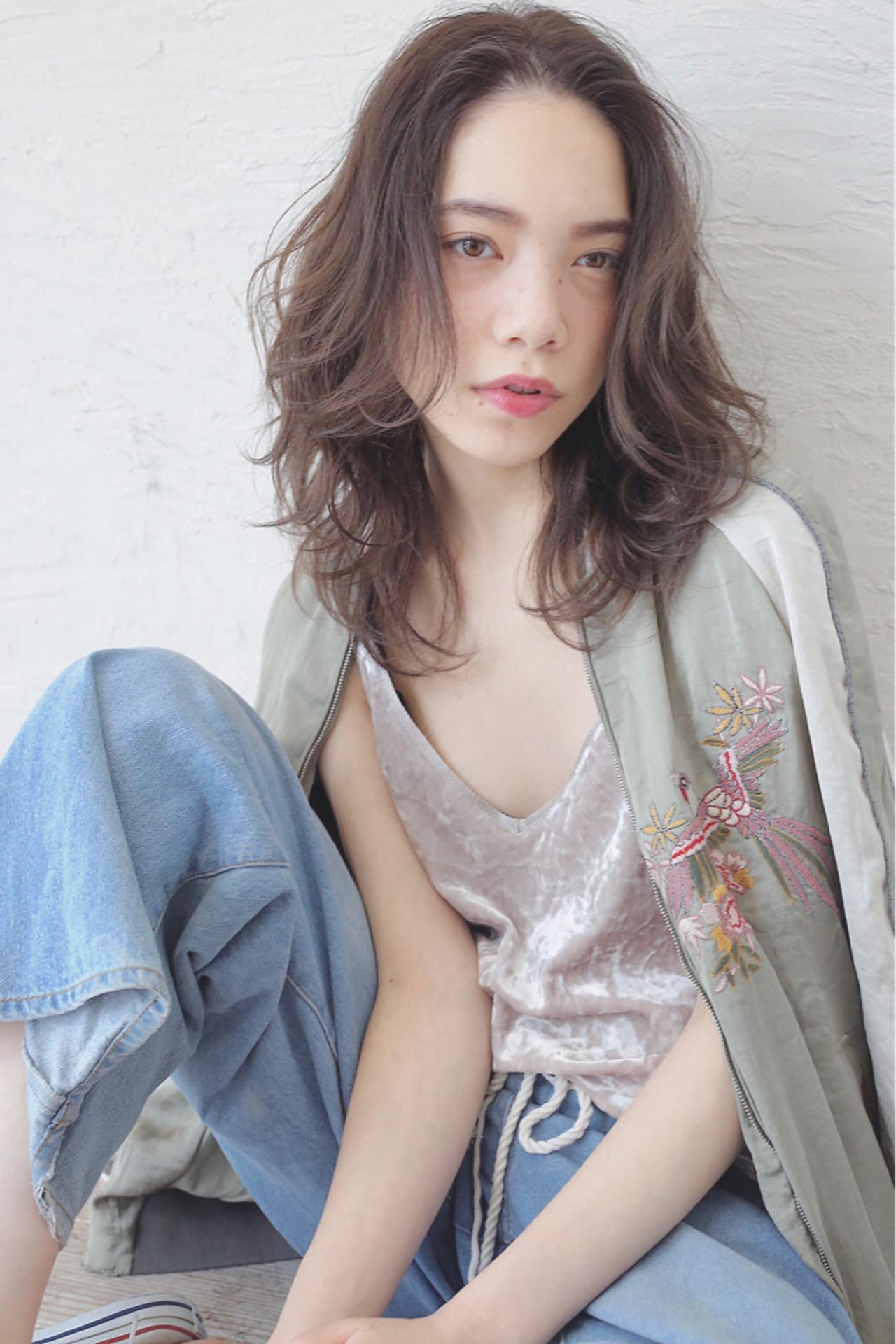 【レングス別】髪の動きを楽しめレイヤーカットで大人可愛いがつくれる♡ 原田直美