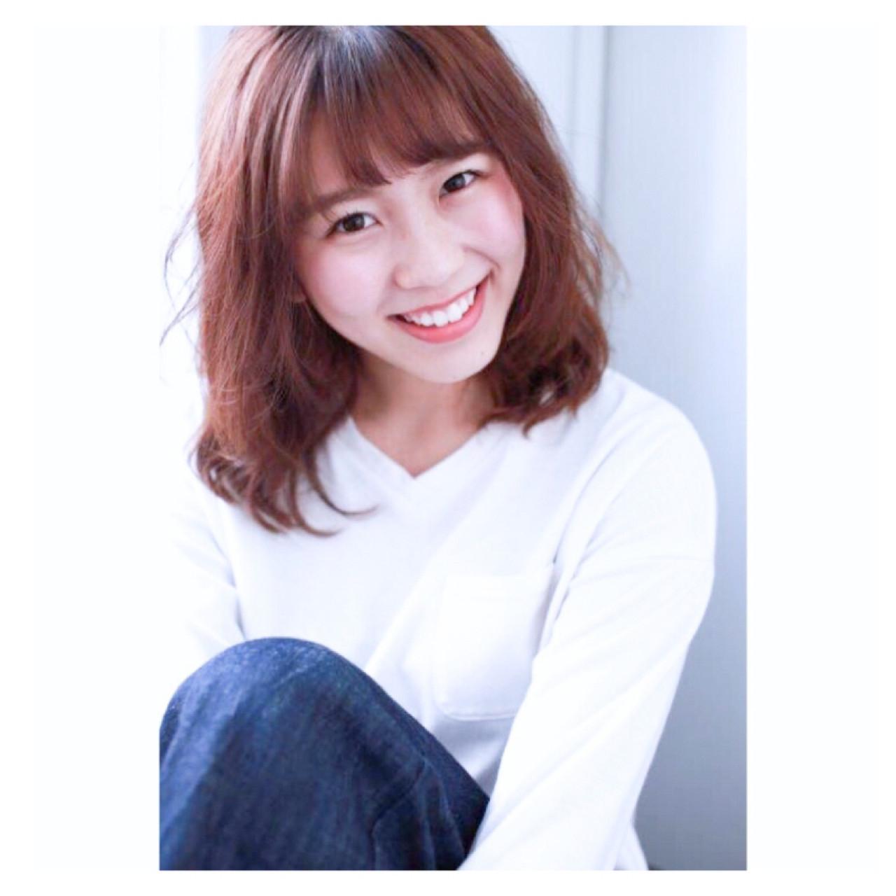 """【髪型解説】""""可愛い""""にも""""エレガント""""にもなれるレイヤーとは? Yumi Hiramatsu"""