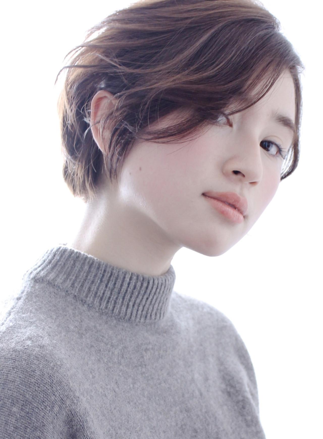 【最新】ふんわり癒し系!くせ毛風ショートヘアが可愛い? Hiroshi Kogure