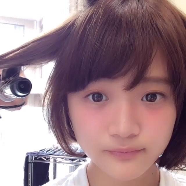 伸びるまで待てない!ショートでもできるまとめ髪アレンジのやり方 hikaru027