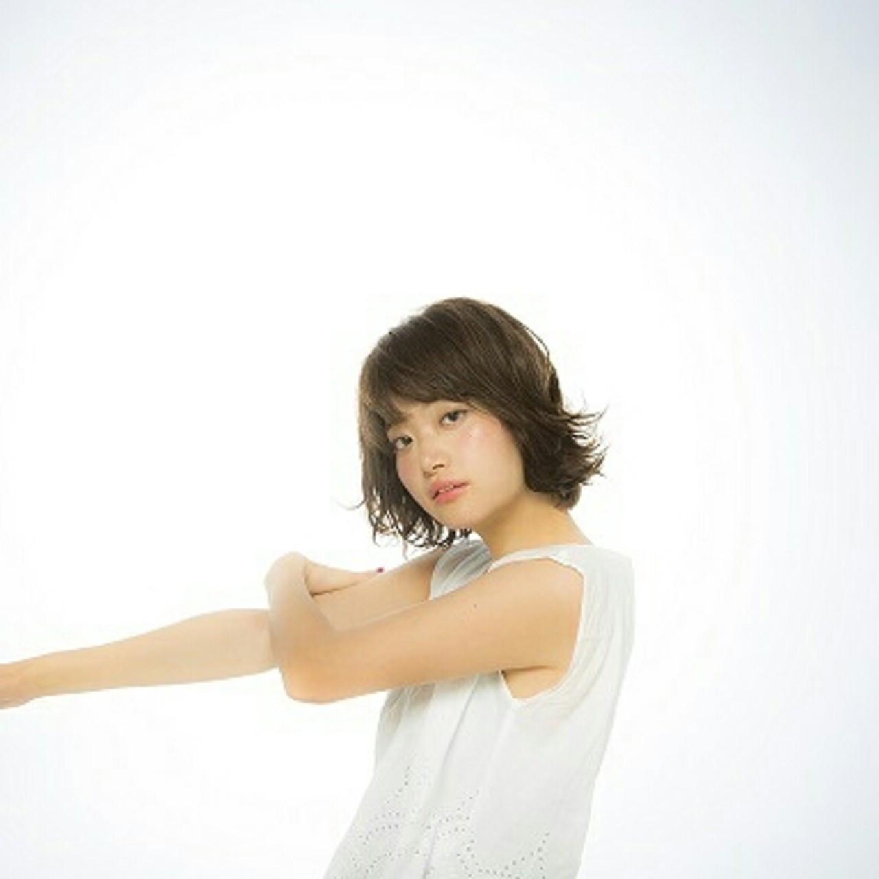 くせ毛を髪型に活用!ショートからロングまで髪の長さ別おすすめスタイル 米村 高明