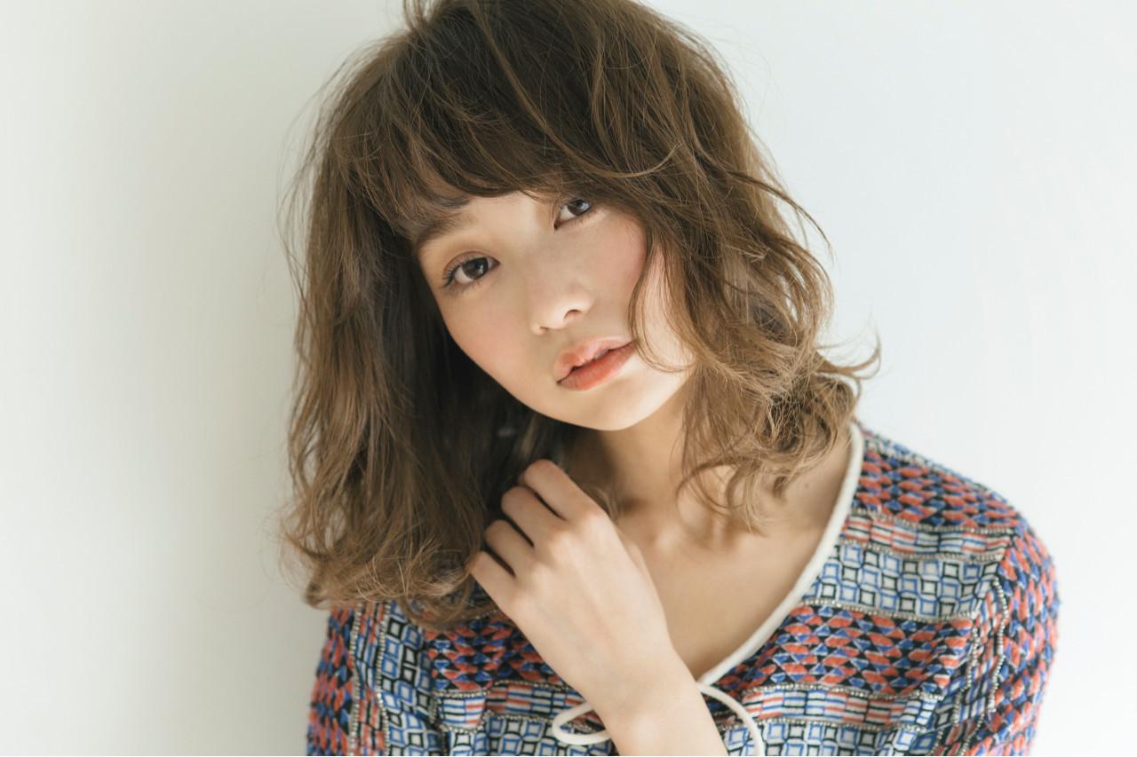 くせ毛を髪型に活用!ショートからロングまで髪の長さ別おすすめスタイル 稲用 直希
