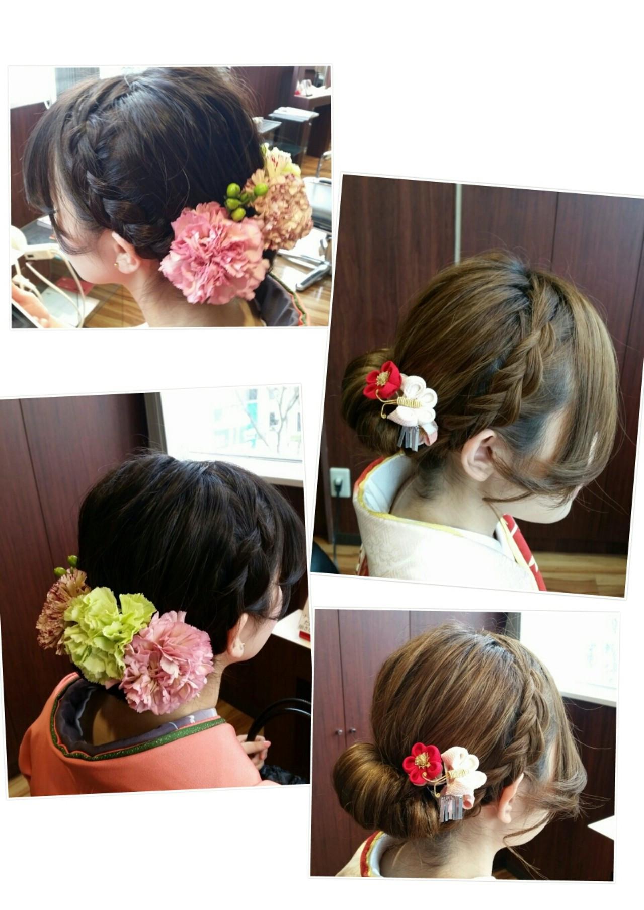 はんなり美しい着物美人に♡華やか艶やか和装にぴったりの髪型 HidefumiNouchi