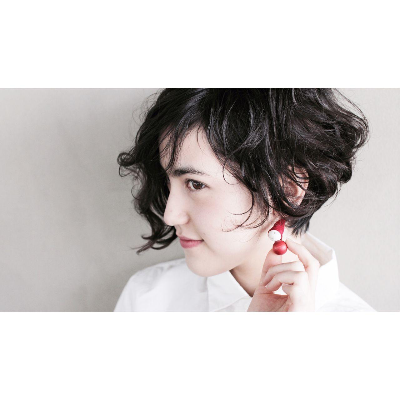 甘さは一切なし!辛口女子におすすめ☆ジェンダーレス女子の髪型とは? 佐野 正人 / nanuk