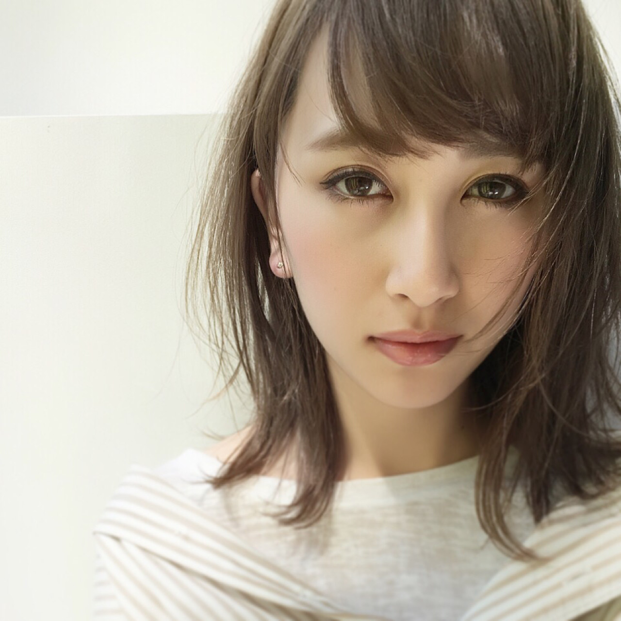 代 髪型 ミディアム 40