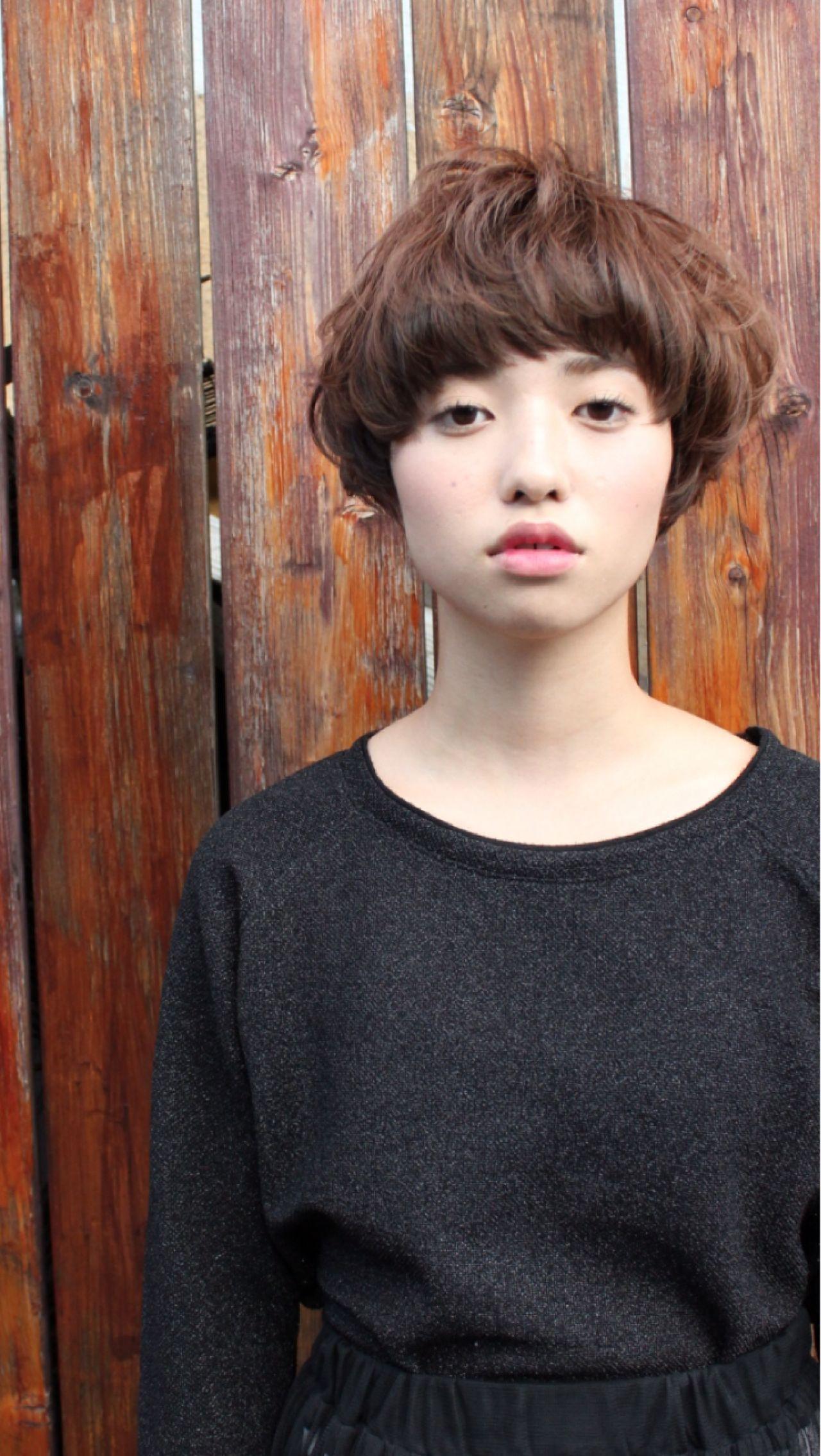 甘さは一切なし!辛口女子におすすめ☆ジェンダーレス女子の髪型とは? 松井 賢太郎