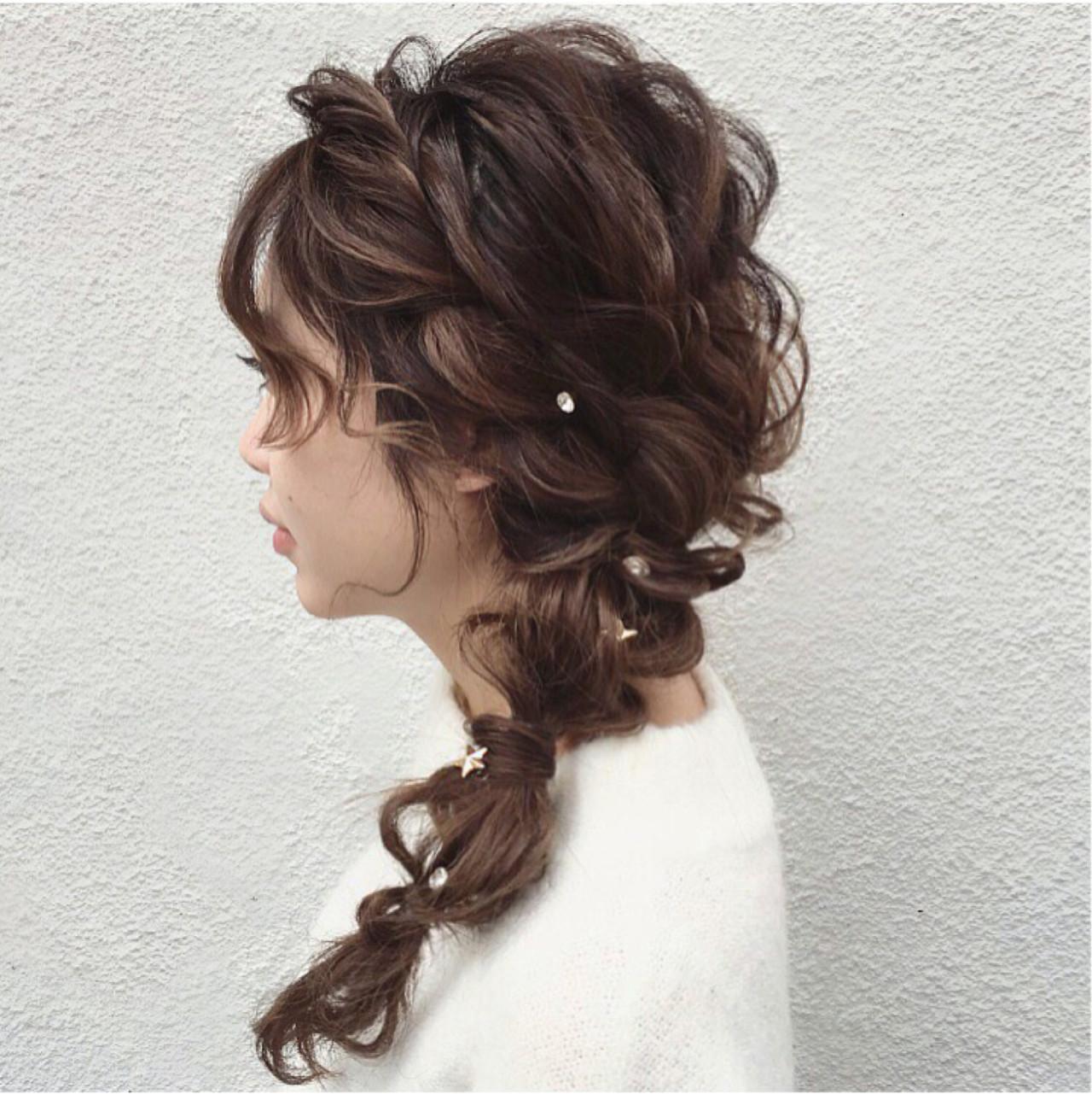 お姫様気分になっちゃおう!ディズニーな雰囲気漂う華やかヘアアレンジ10選♡ tomoya tamada