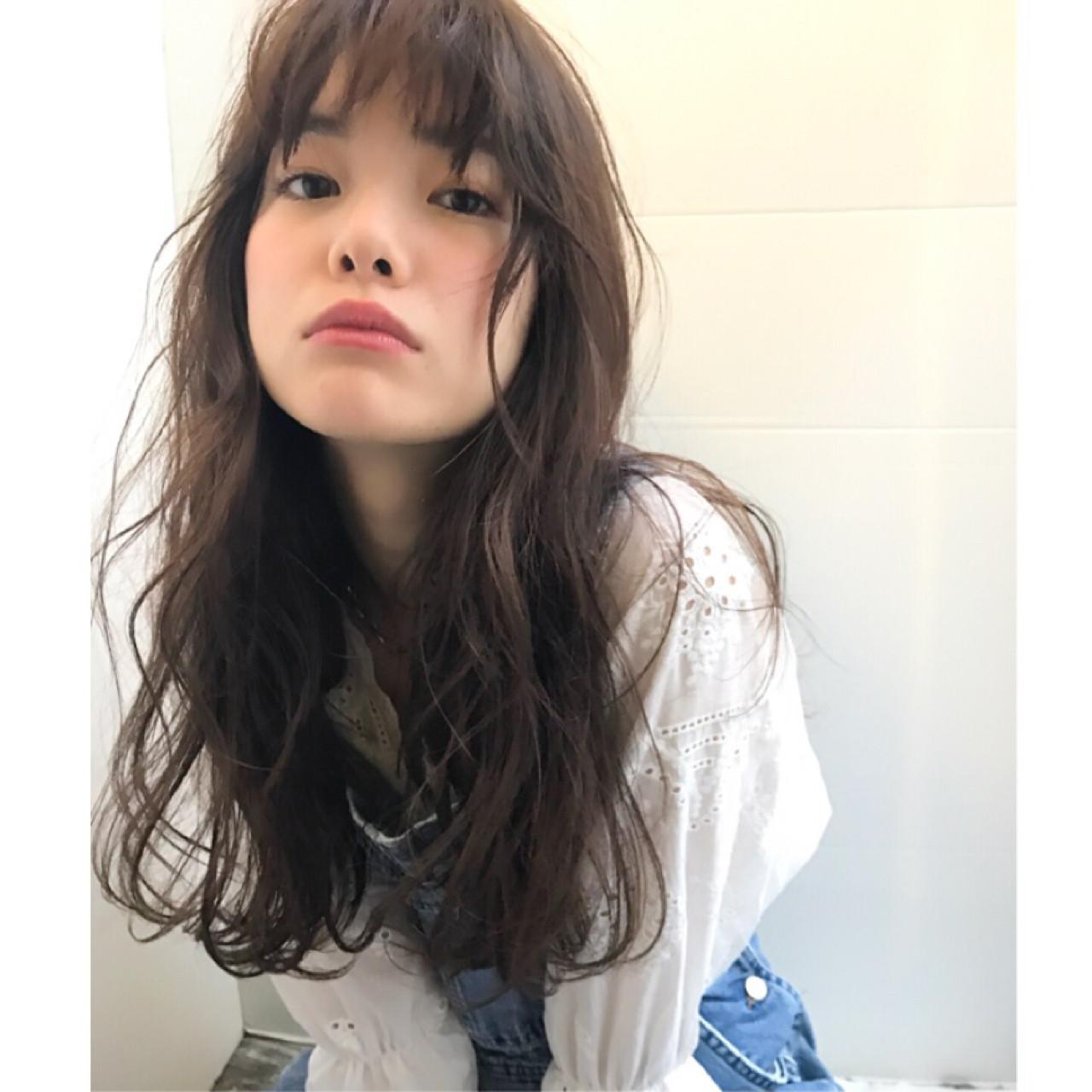 揺れるカールがモテポイント♡おすすめモテパーマスタイル一挙大公開! 斎藤 菜穂