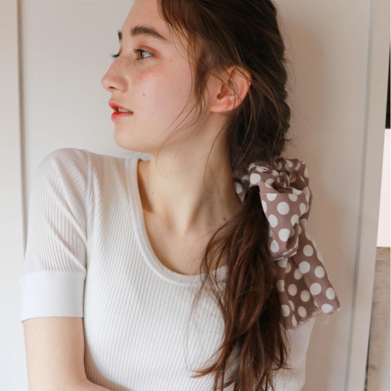 ショート ナチュラル 簡単ヘアアレンジ 大人女子 ヘアスタイルや髪型の写真・画像
