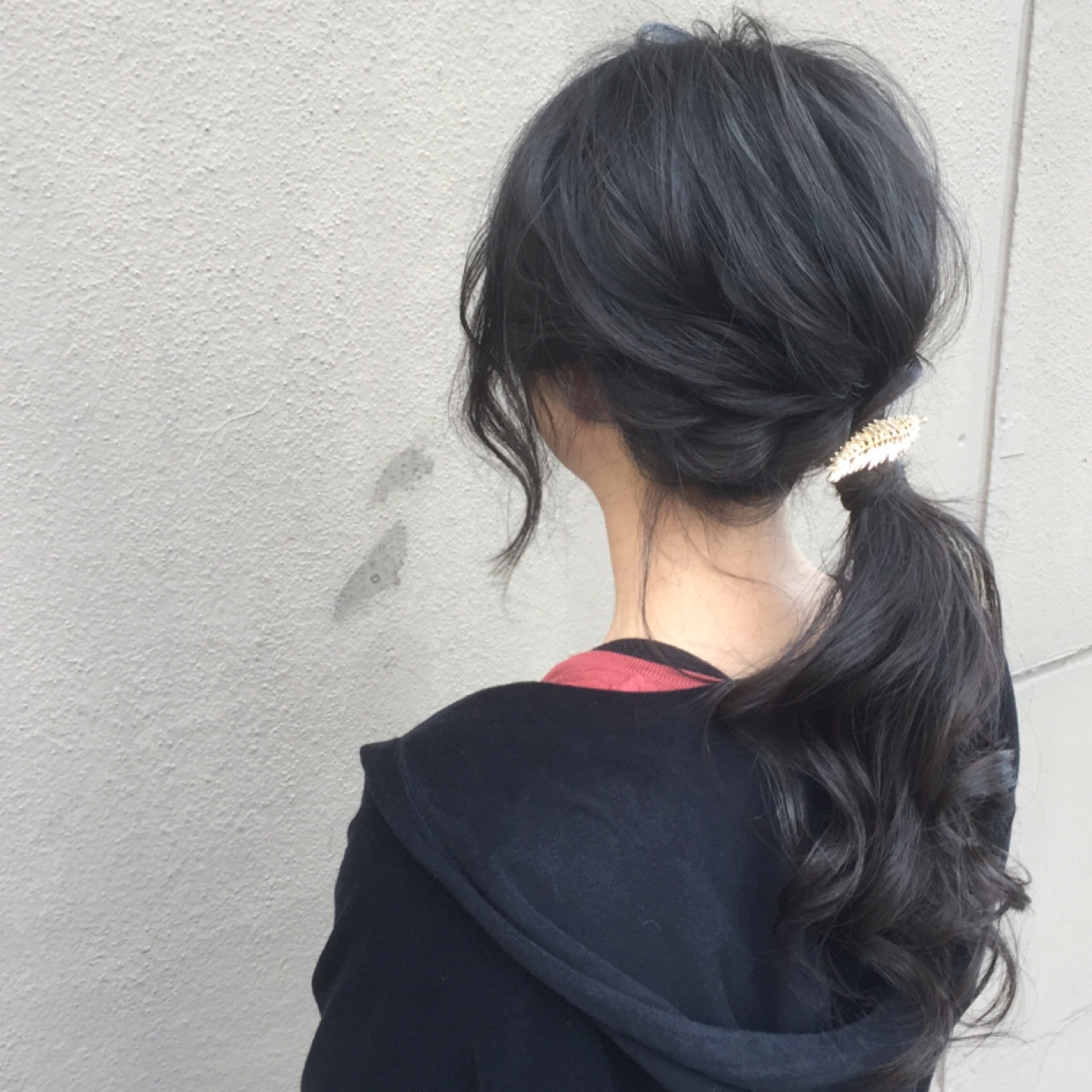 黒髪女子必見♪ツヤツヤの黒髪が映えるおすすめヘアアレンジに挑戦しよう! 新谷 朋宏  Free hairstylist shinya
