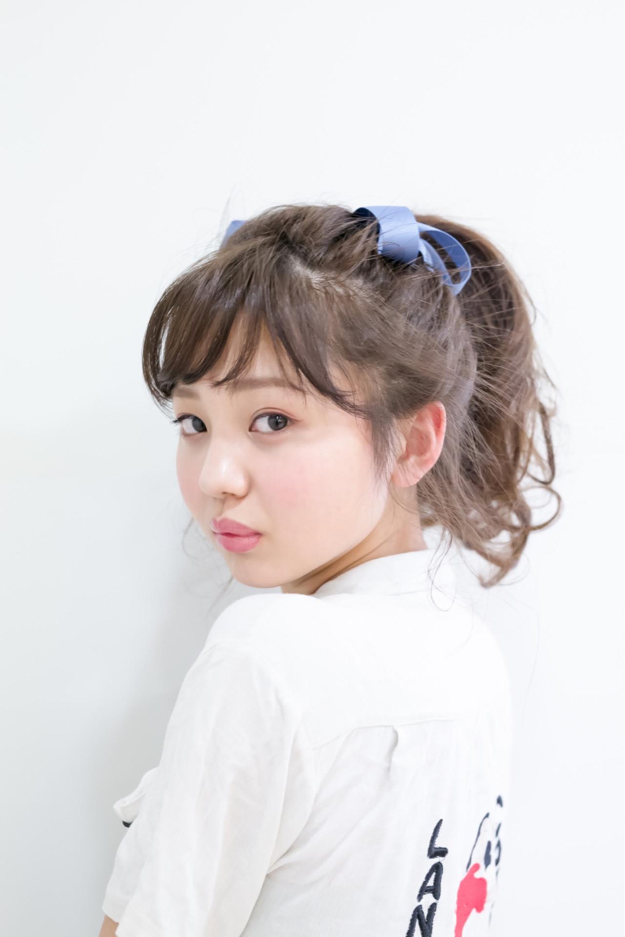 オシャレ女子が伝授♡ポニーテールのオシャレでかわいい結び方8選! 高木 ケイスケ