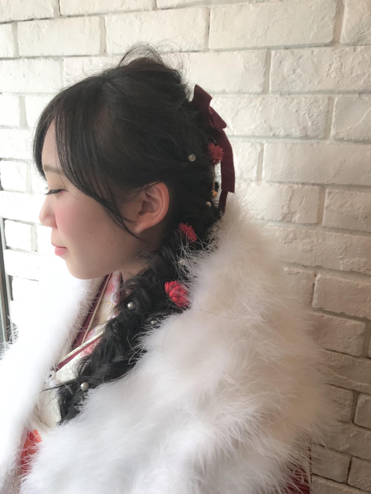 はんなり美しい着物美人に♡華やか艶やか和装にぴったりの髪型 橋本 淳一