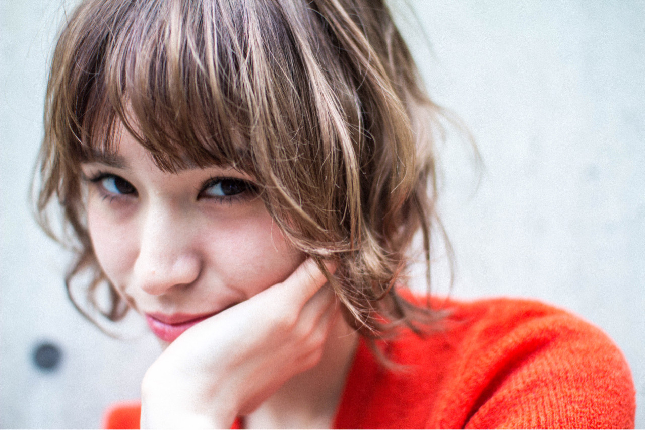 ラフ 外国人風 ストリート ハイライト ヘアスタイルや髪型の写真・画像