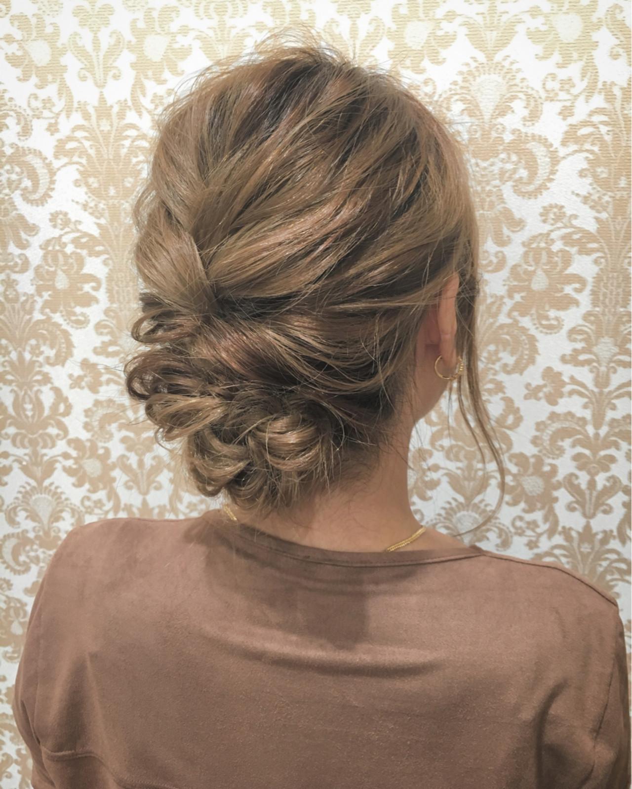 ショート 簡単ヘアアレンジ 外国人風 大人女子 ヘアスタイルや髪型の写真・画像