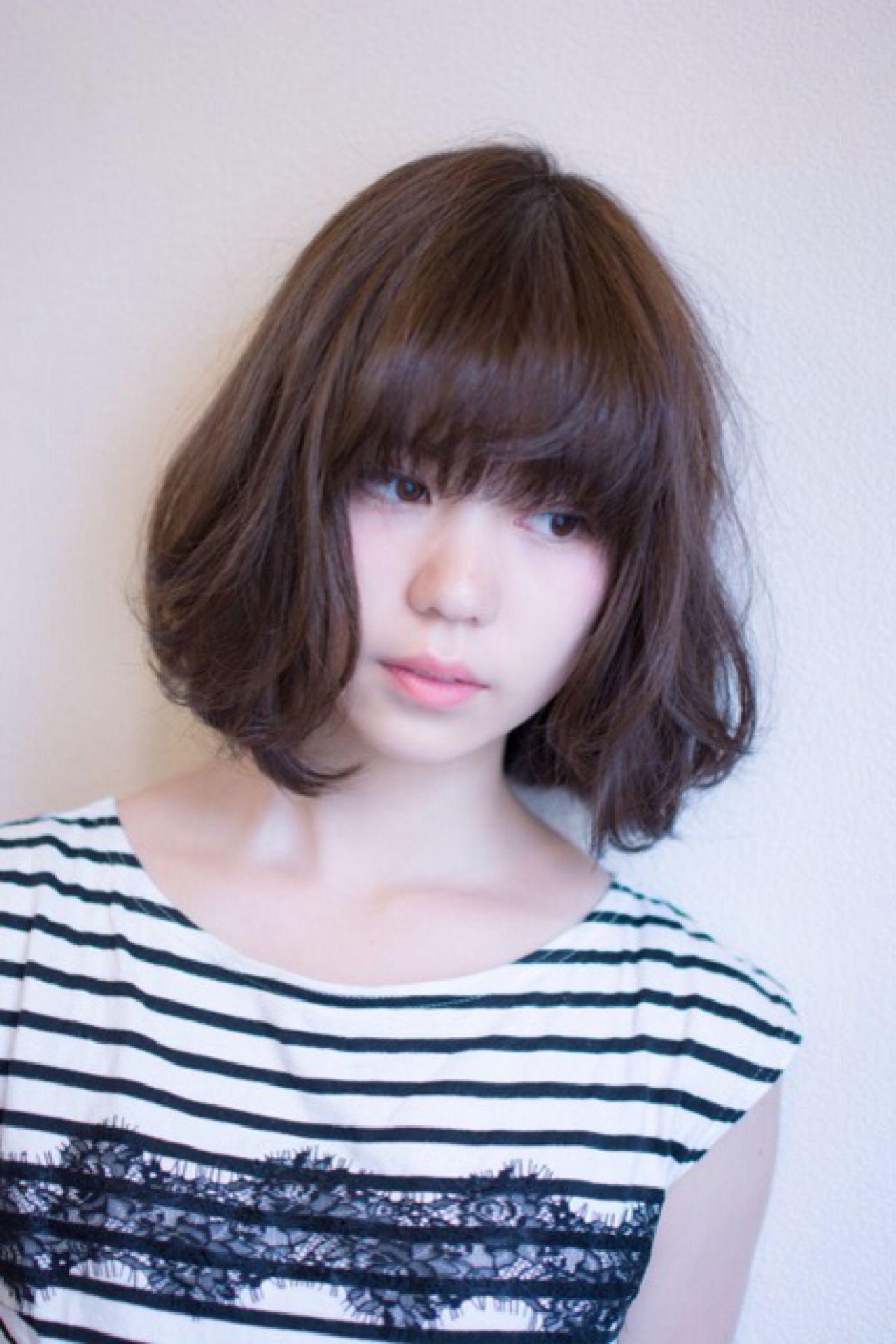 ヘアスタイルや髪型の写真・画像