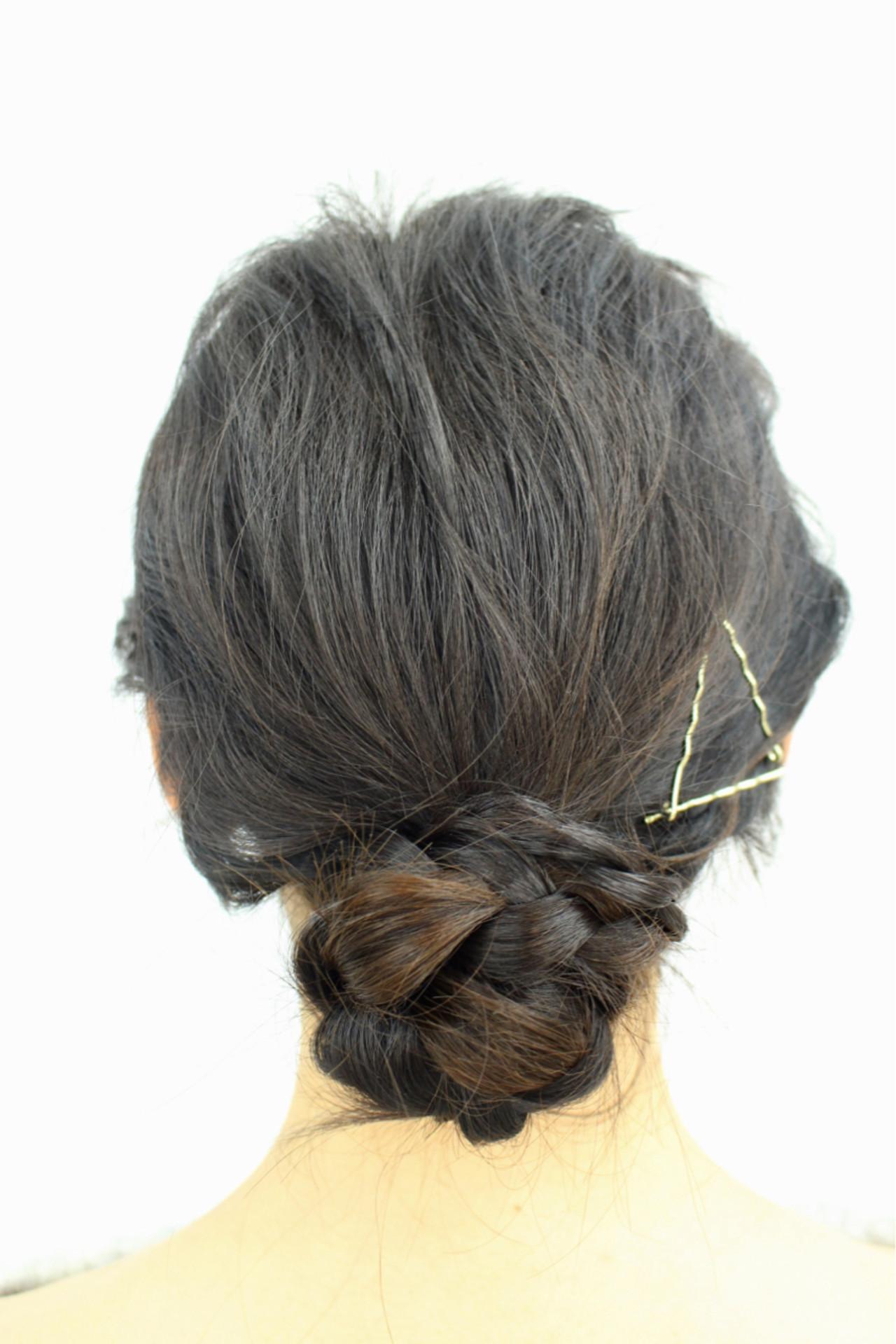 大人かわいい 結婚式 女子会 セミロング ヘアスタイルや髪型の写真・画像