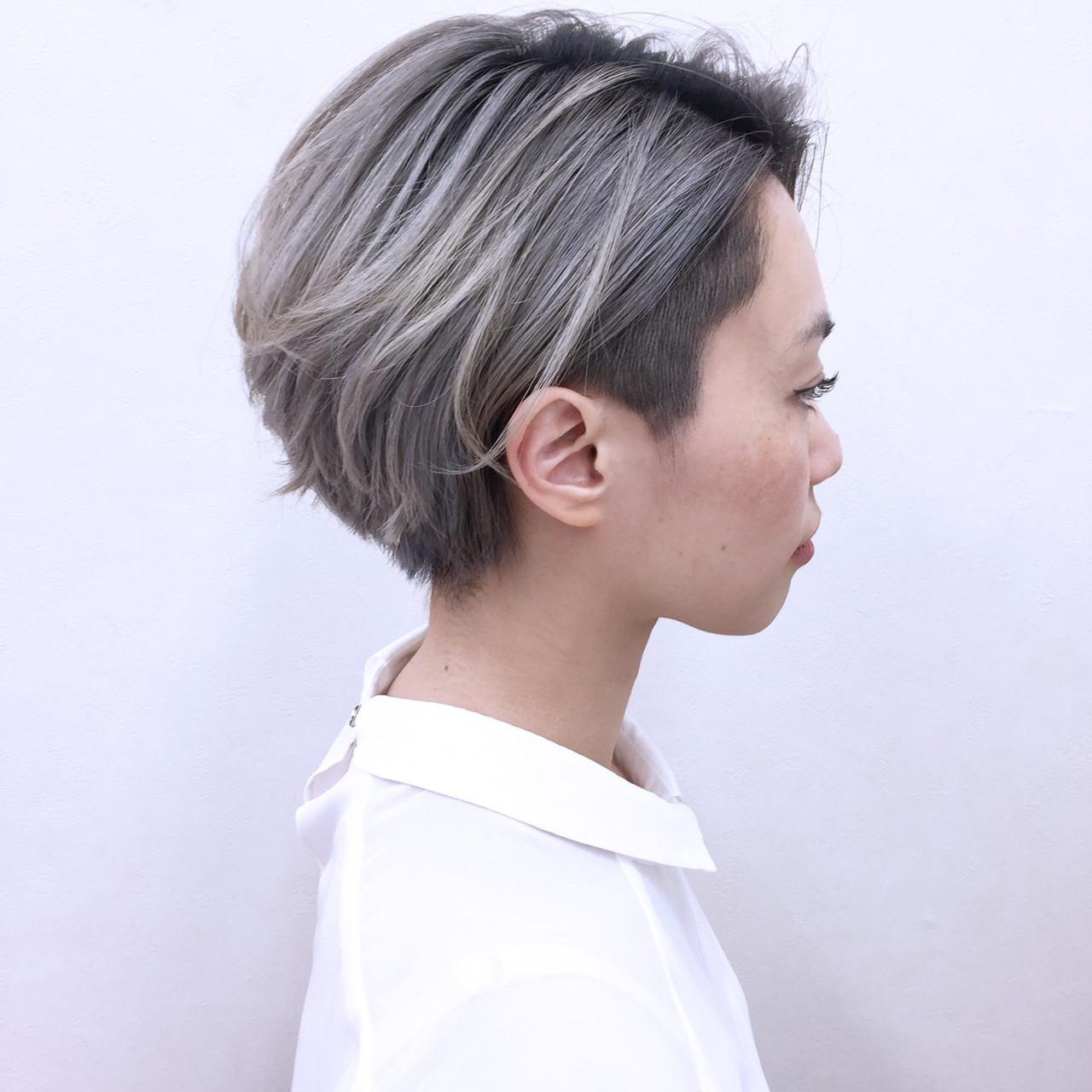 ハンサムにも可愛いにも変身!マッシュ×ツーブロックの髪型カタログ YSO