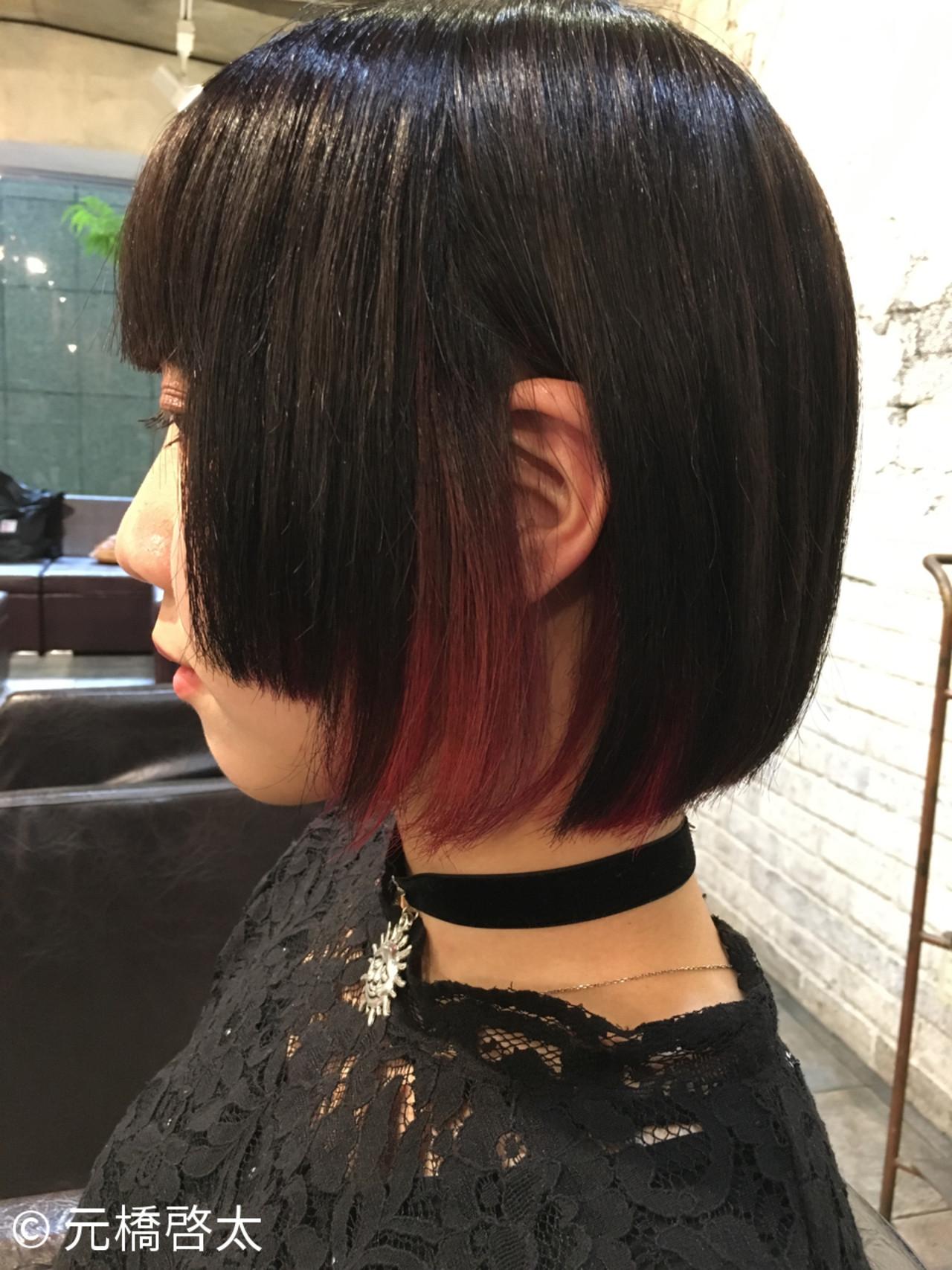 女子力アップ!チェリーピンクの髪色で春らしいモテ髪ゲット♪ 元橋啓太