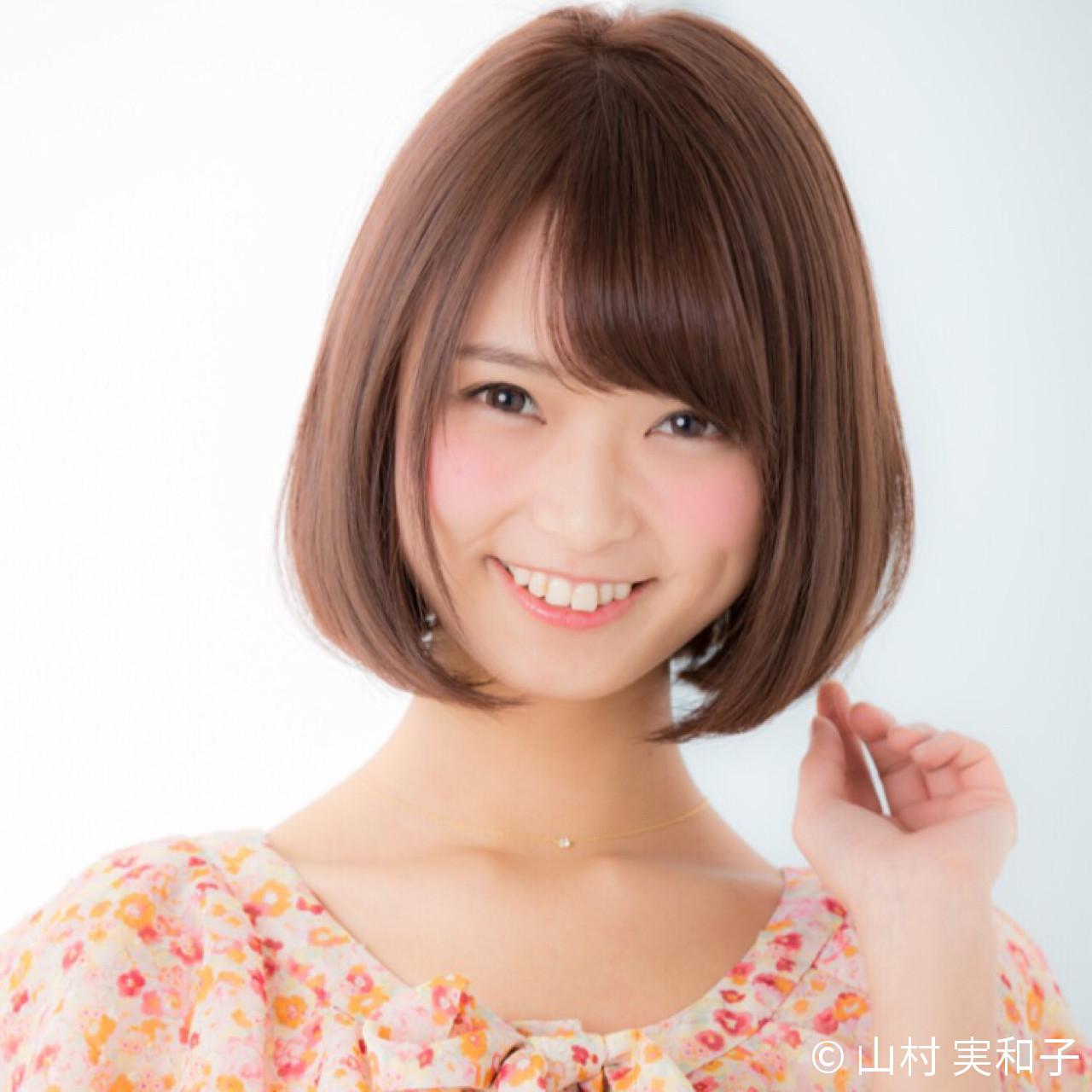 【種類別】挑戦したくなる人気のショートスタイルを一挙大公開♡ 山村 実和子